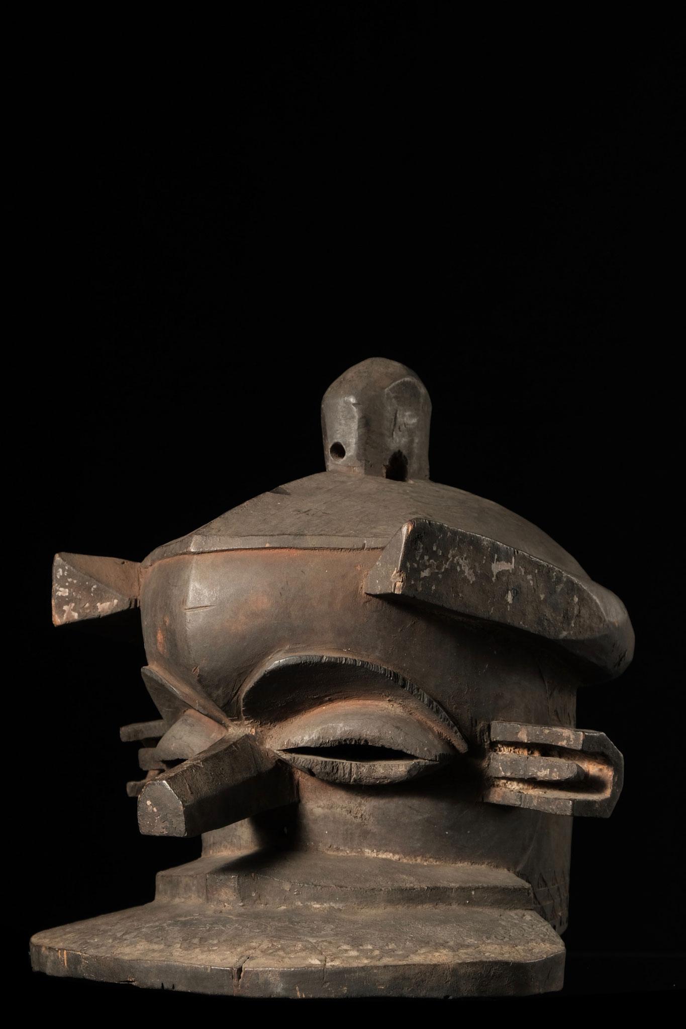 Giphogo-Mask, Pende, Congo, ex. Kegel-Konietzko