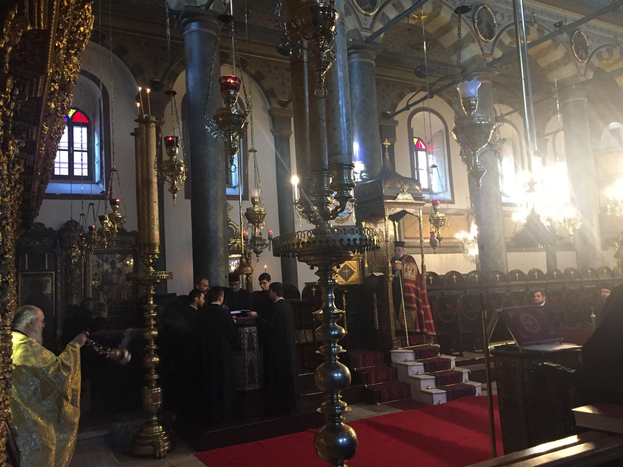İstanbul  ギリシャ正教会