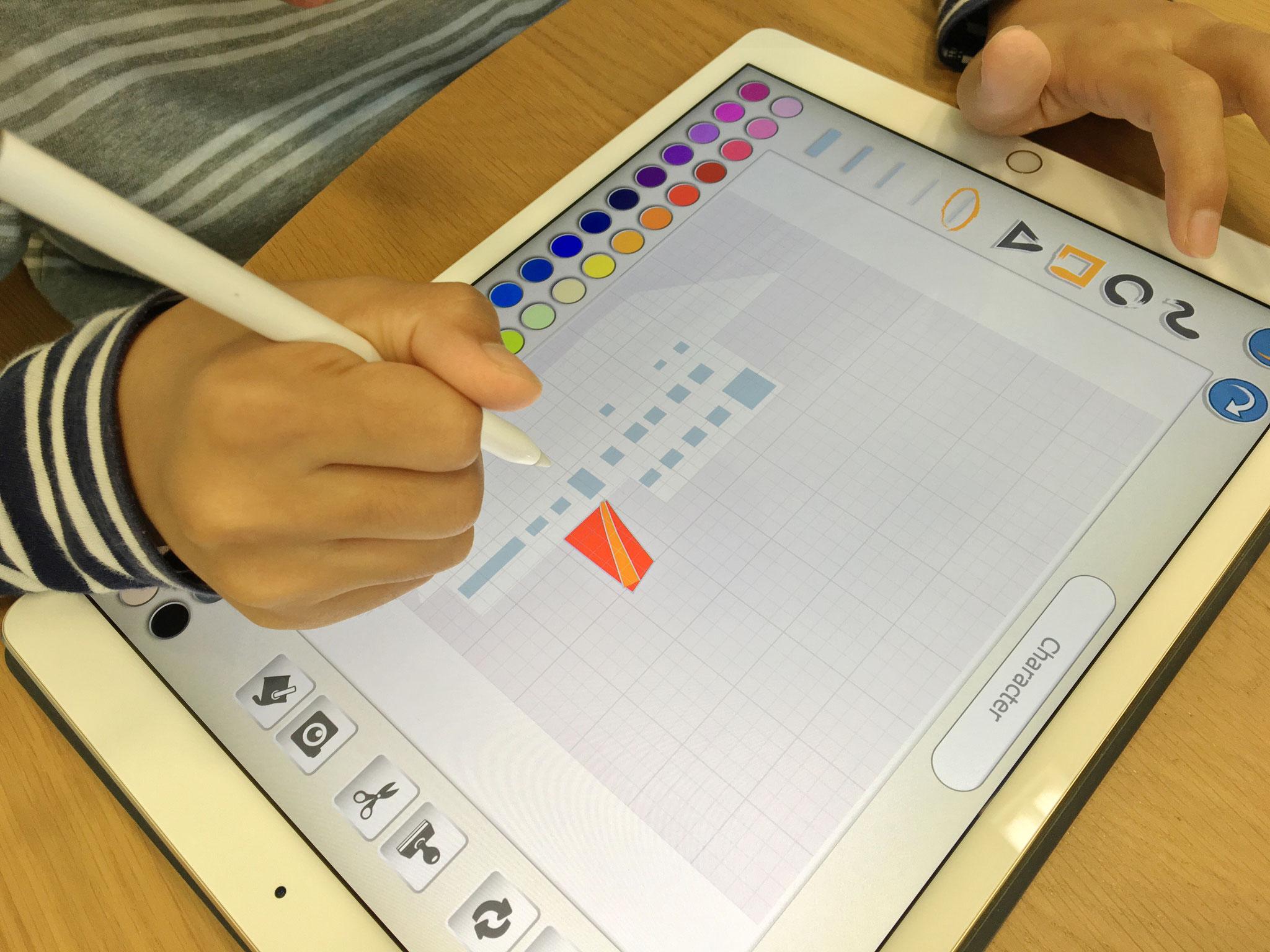 ICTスクールNEL レッスン風景 プログラミング
