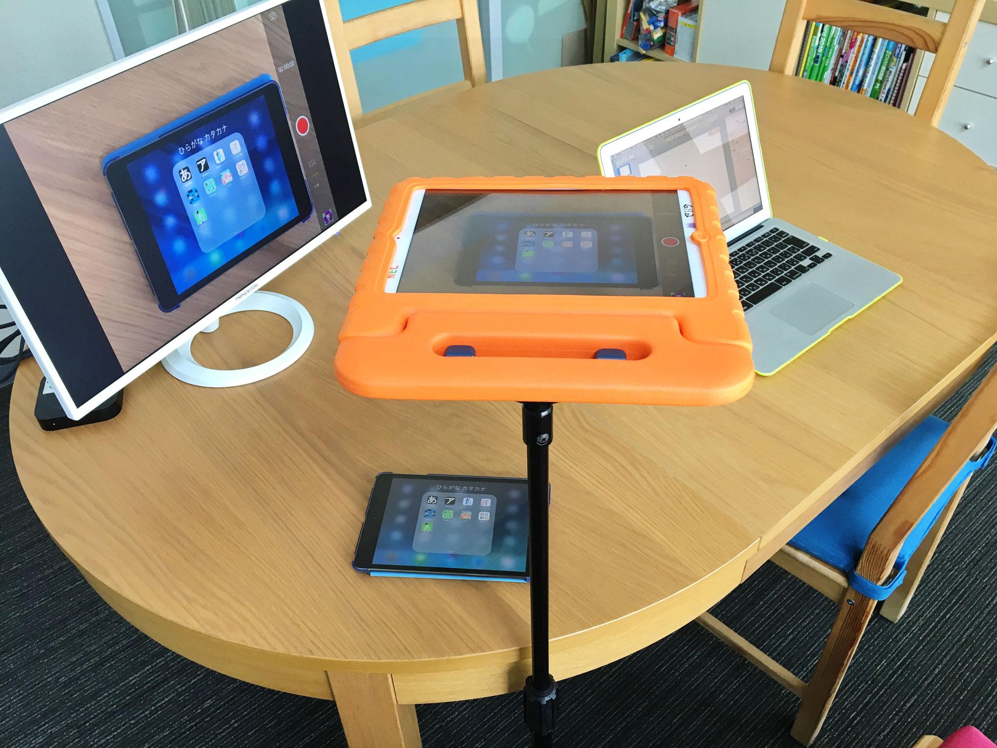 ICTスクールNEL iPadやMac