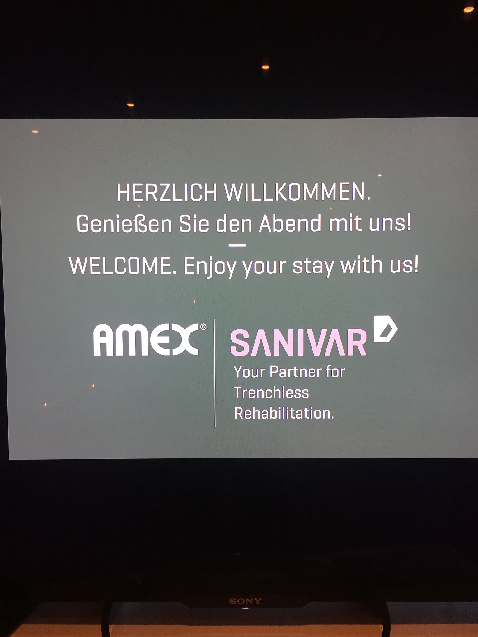 Kochevent Amex-Sanivar