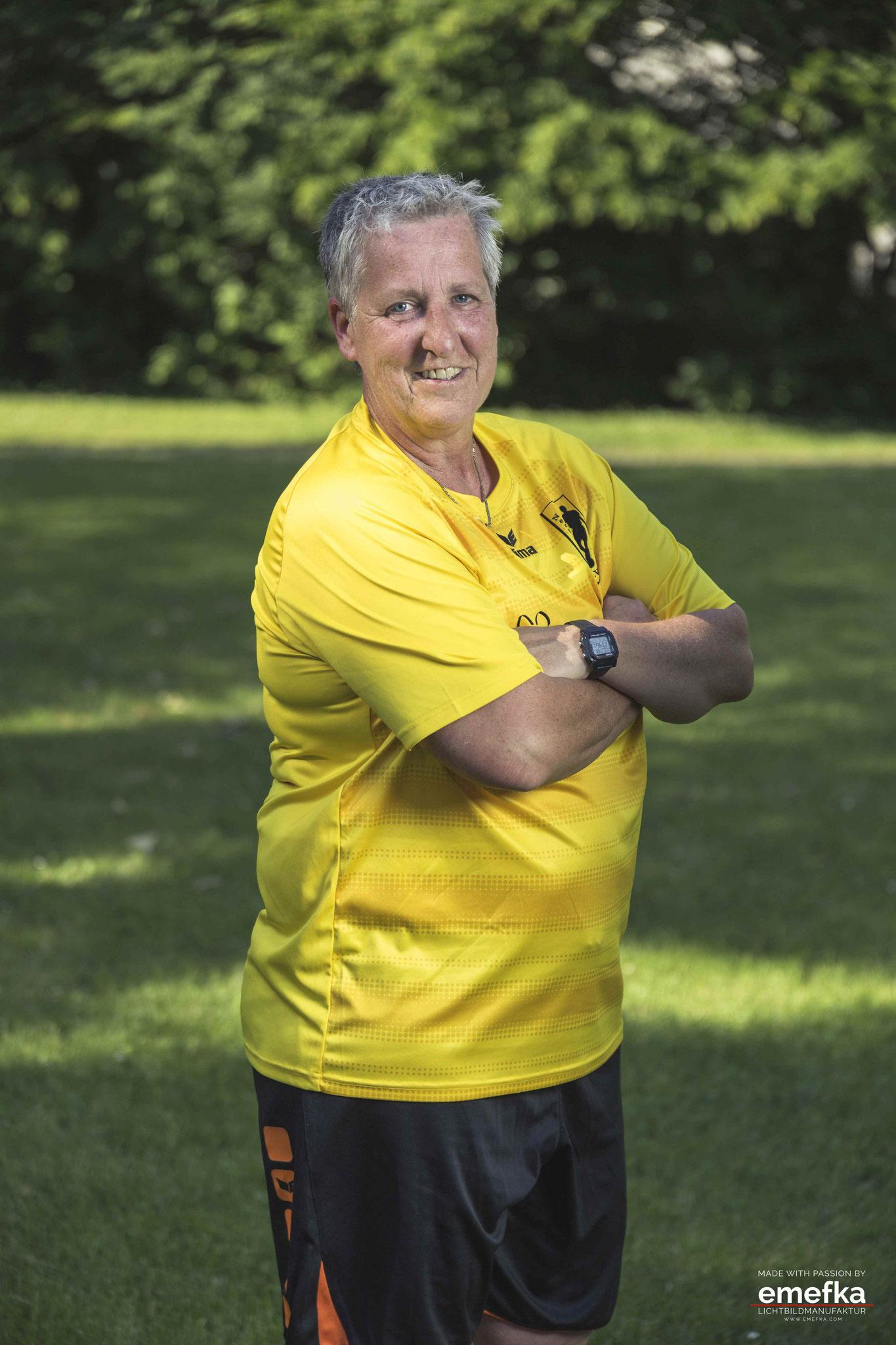 Trainerin Heike Acker