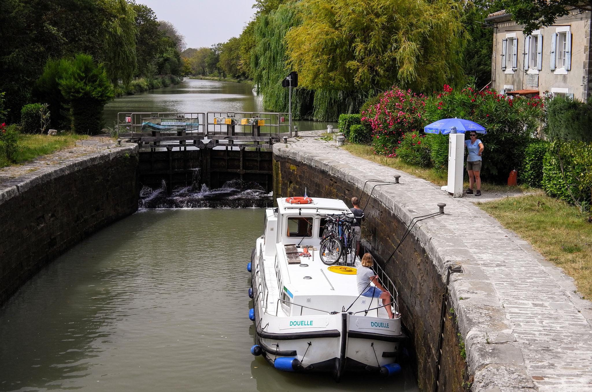 """Klaus Bramer """"Le Canal du Midi - Frankreich"""""""