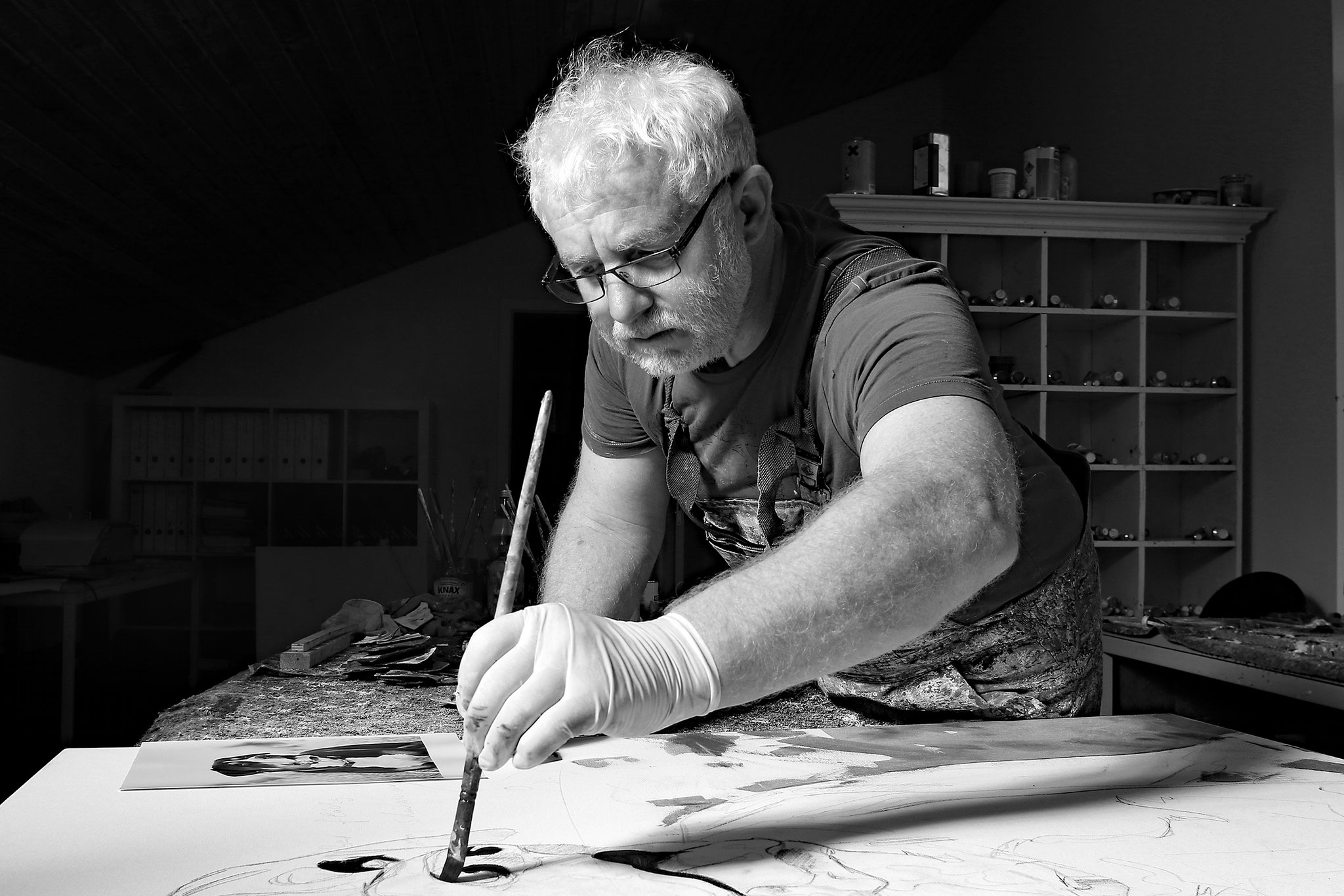 "Alois Haas ""Peter Fraundorfer, Diplom-Designer, Maler, Bildhauer"""