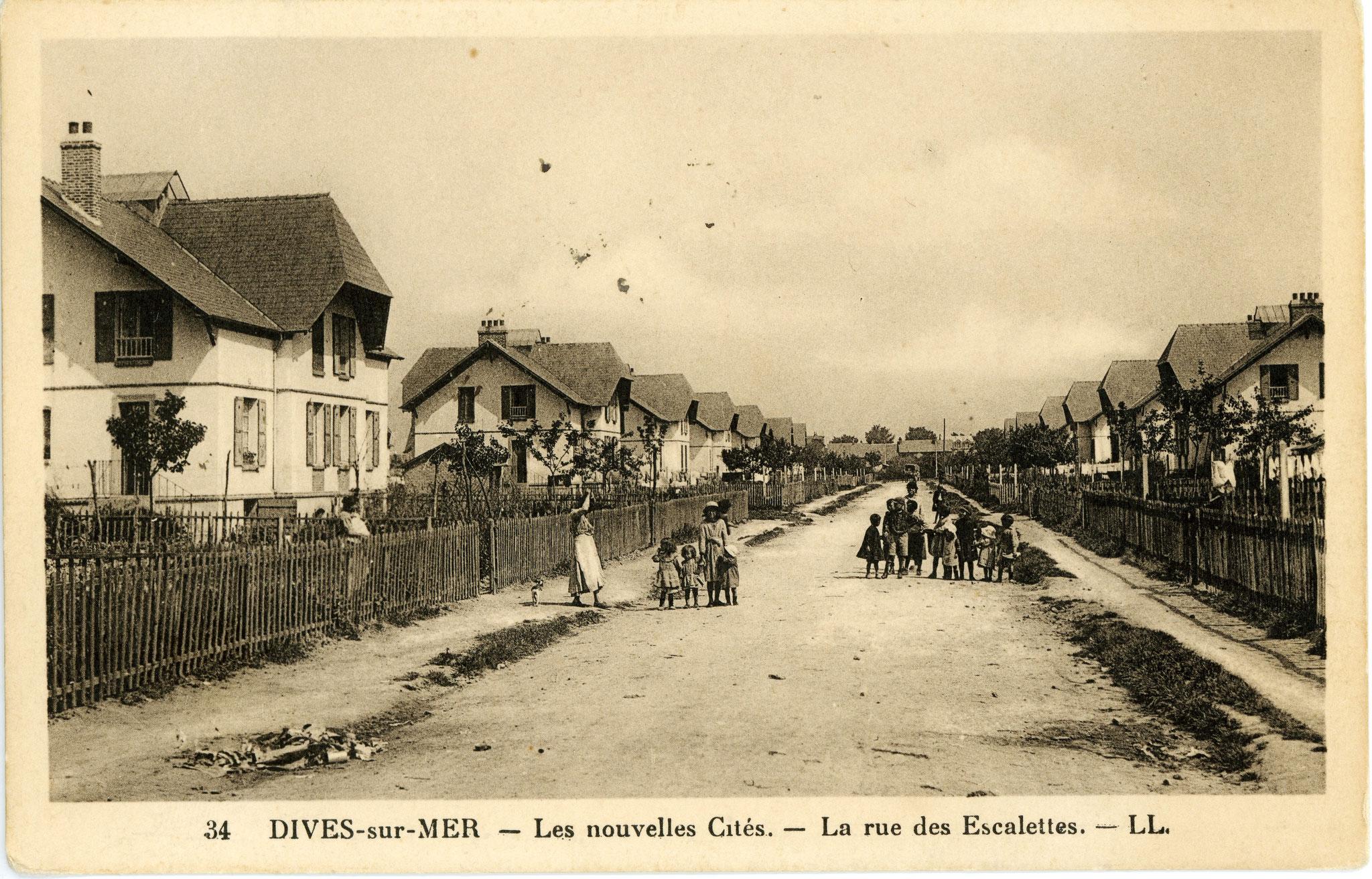 Rue Des Escalettes