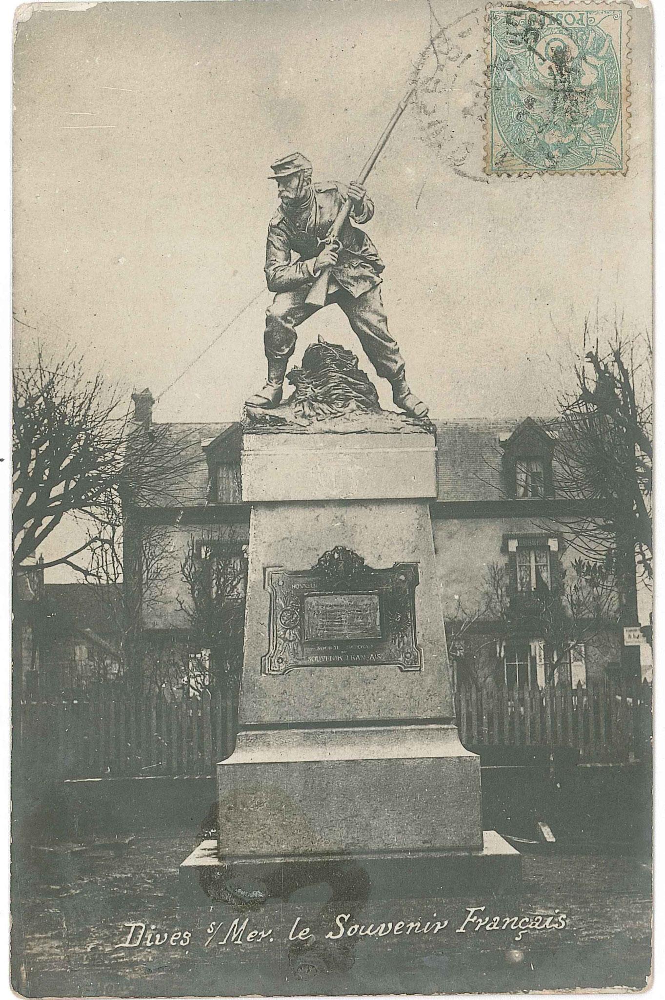Monument du souvenir français - Bosquain