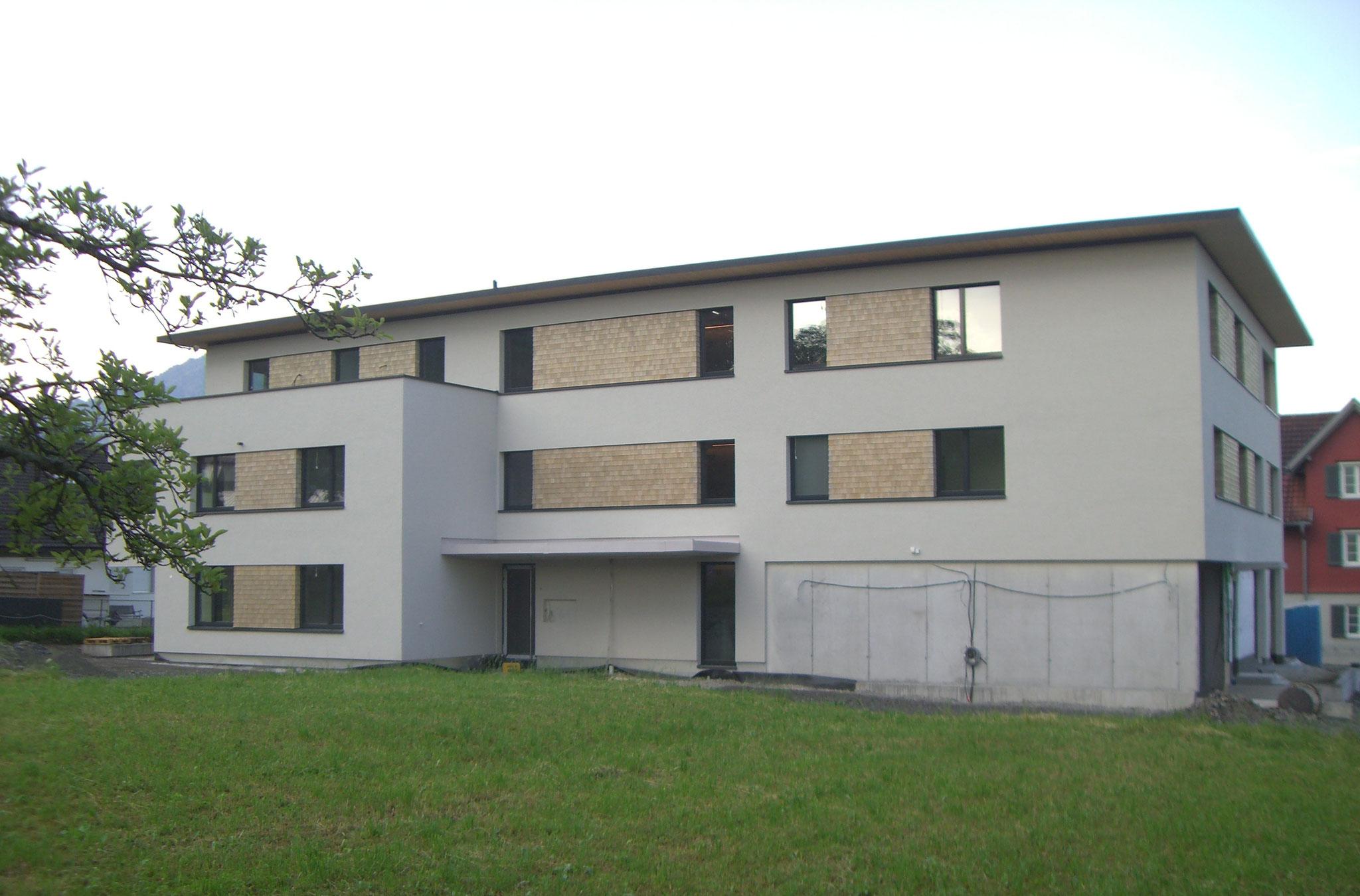 WA Feldgasse Dornbirn, Bauherr: Hilbe Bauträger GmbH