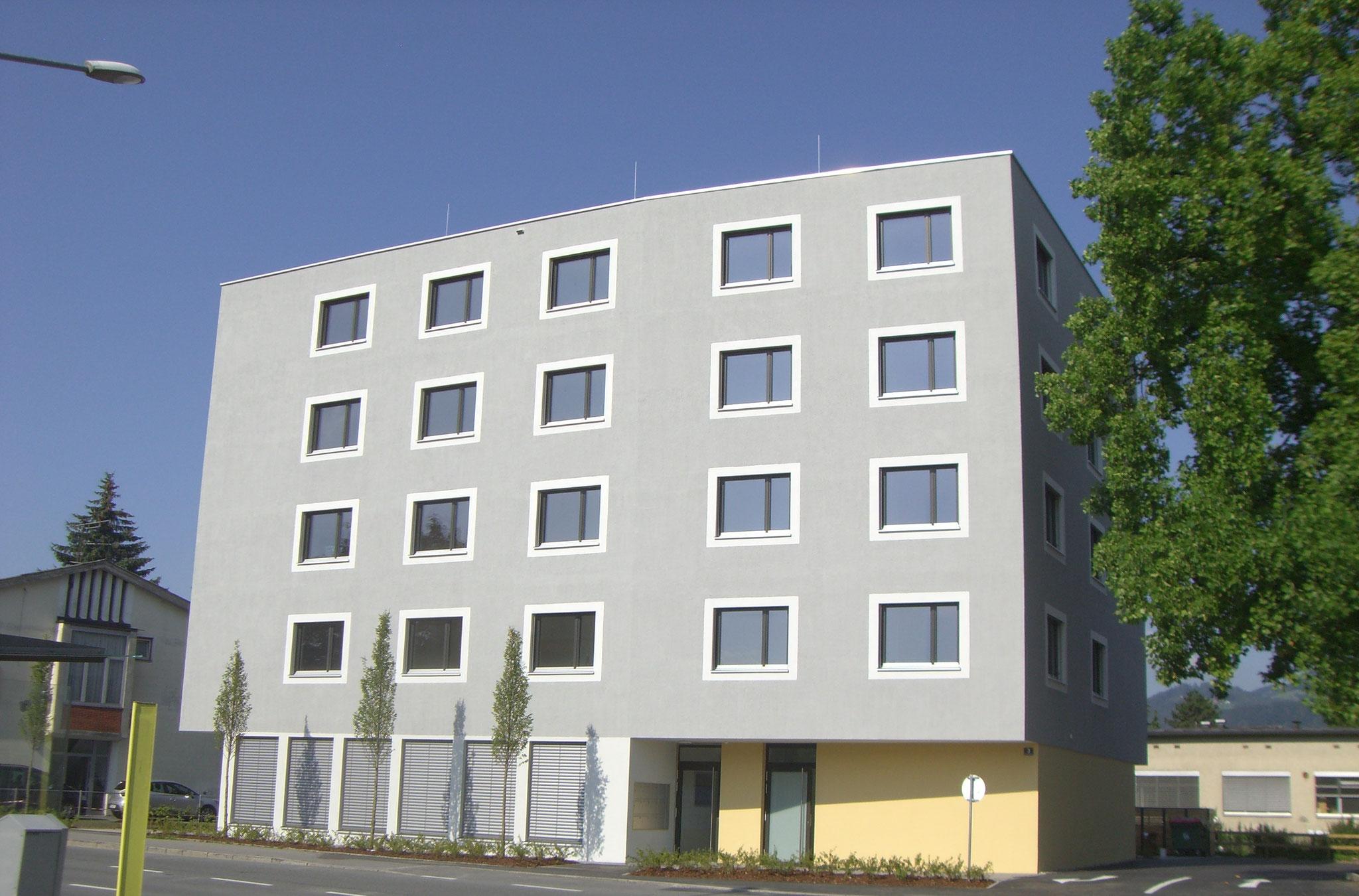 V164 Lustenau, Bauherr: Alpenländische Heimstätte Gemeinnützige Wohnungsbau- und  Siedlungsgesellschaft m.b.H.