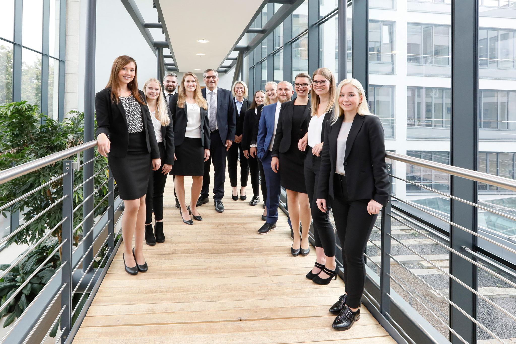 Das Team von amx consulting