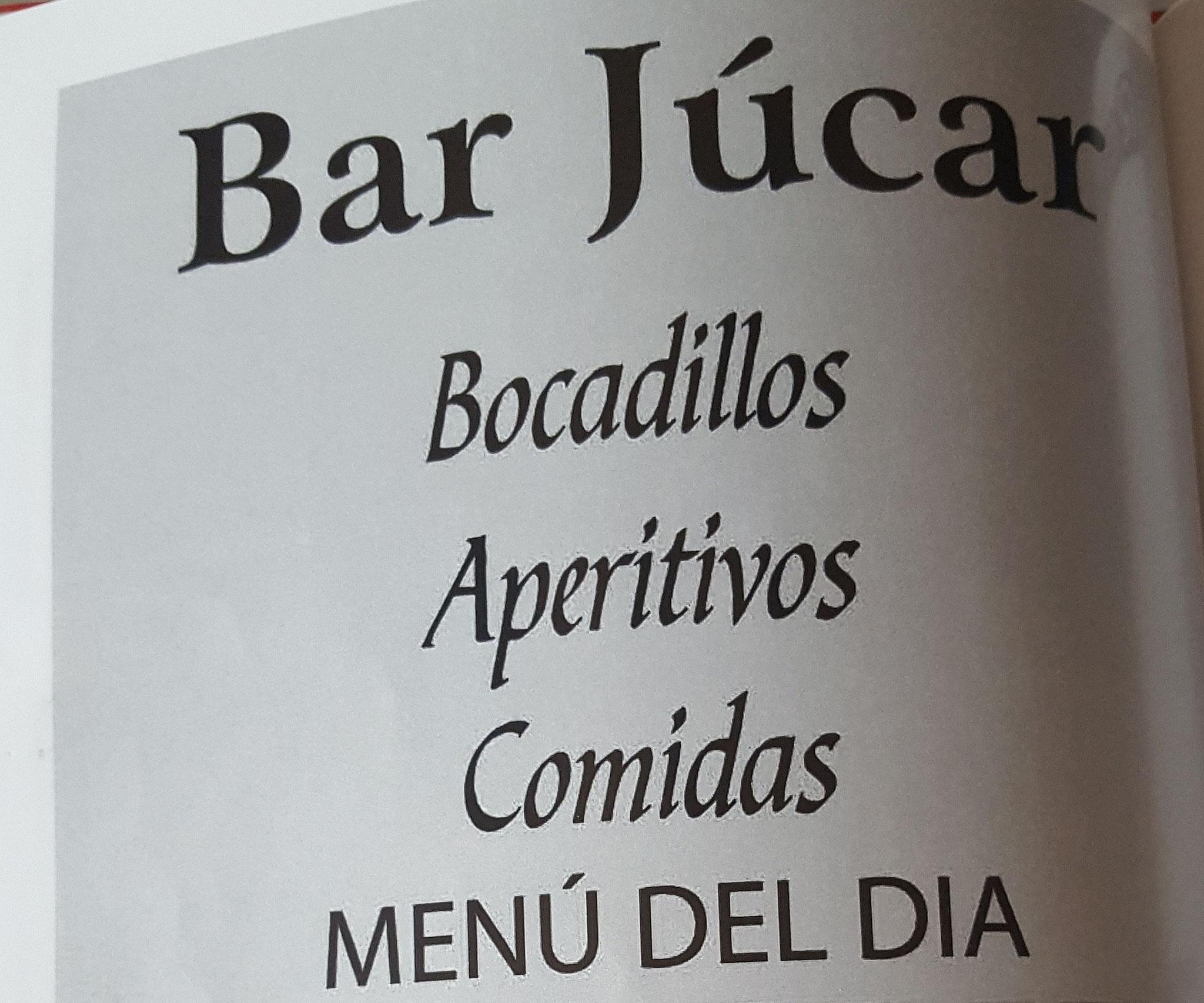 BAR JUCAR