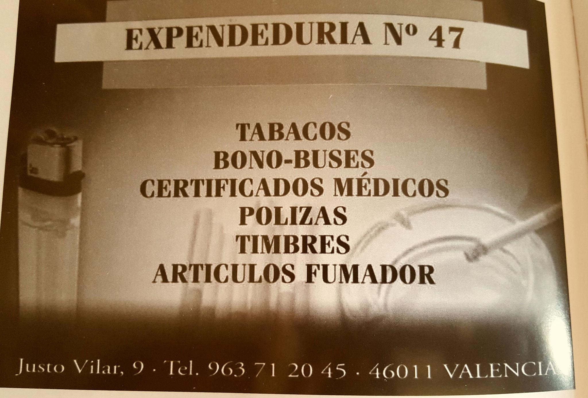 EXPENDEDURIA Nº47