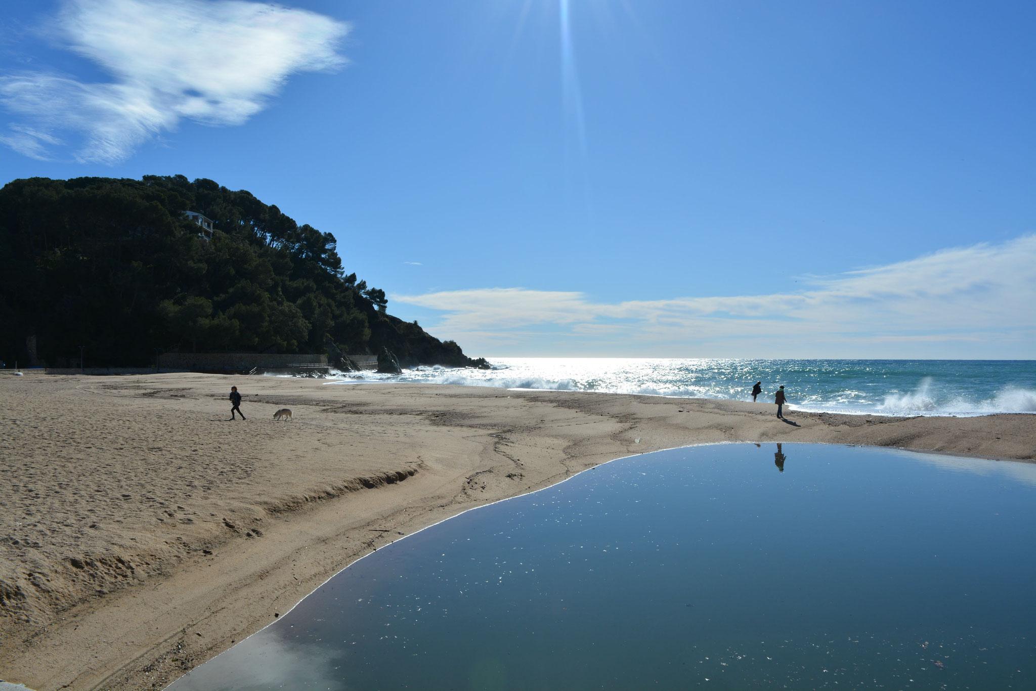 Playa Fenals de Lloret de Mar