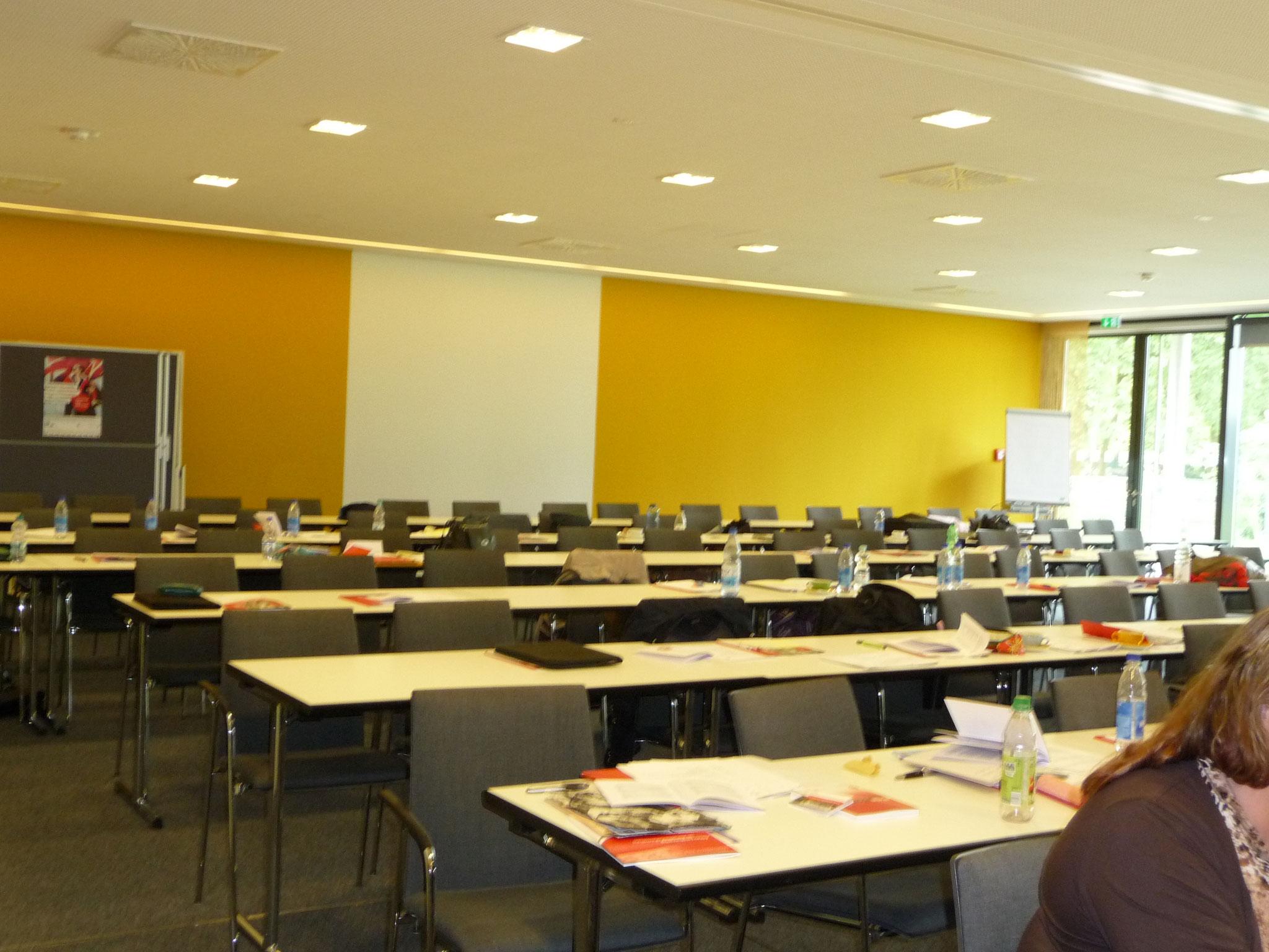 Hey, wo sind dann die Delegierten auf der BDV Duisburg 2016?