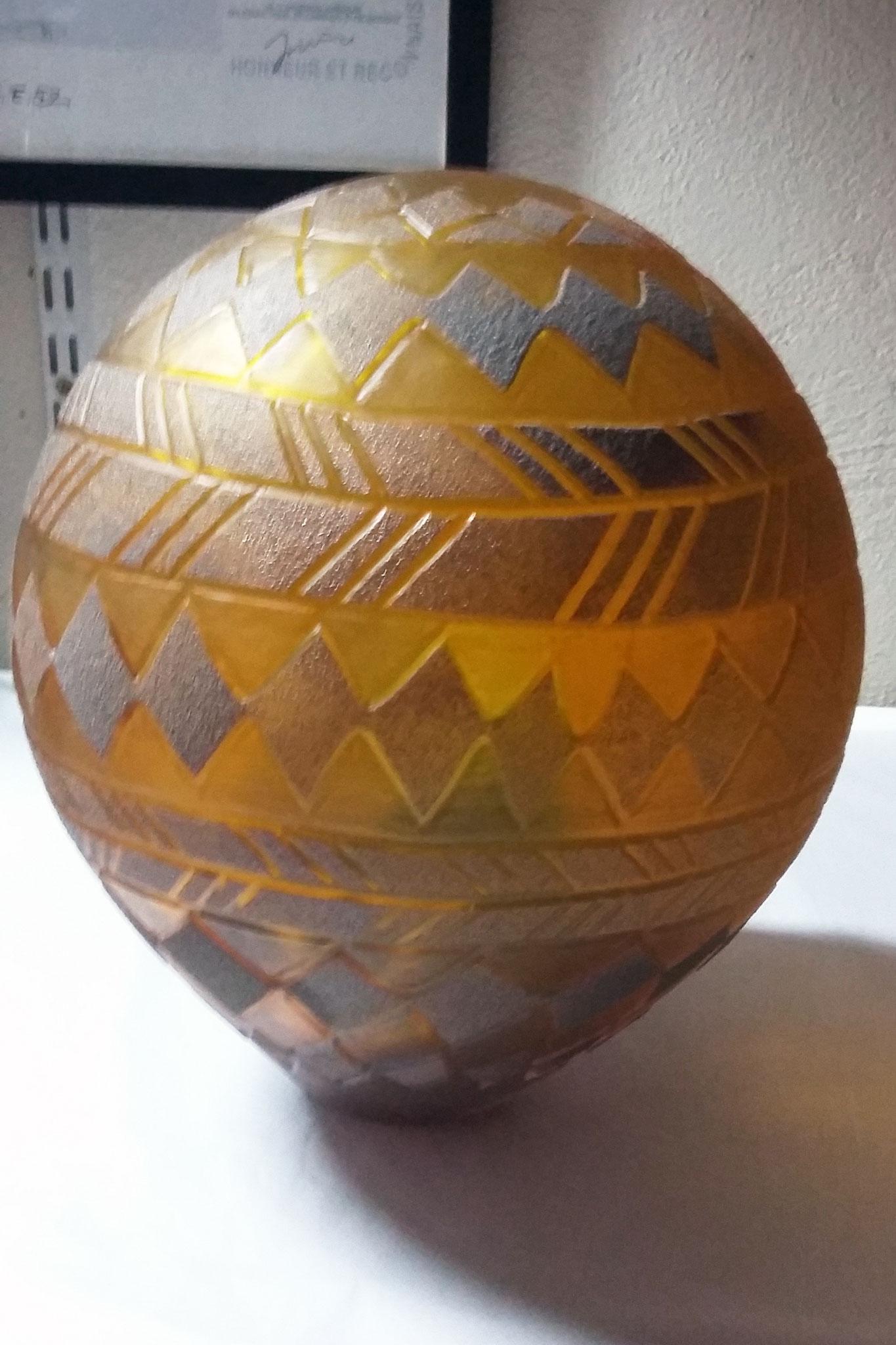 Younoussa Traotré Djessiré H.23 cm L.22 cm Réf 4616
