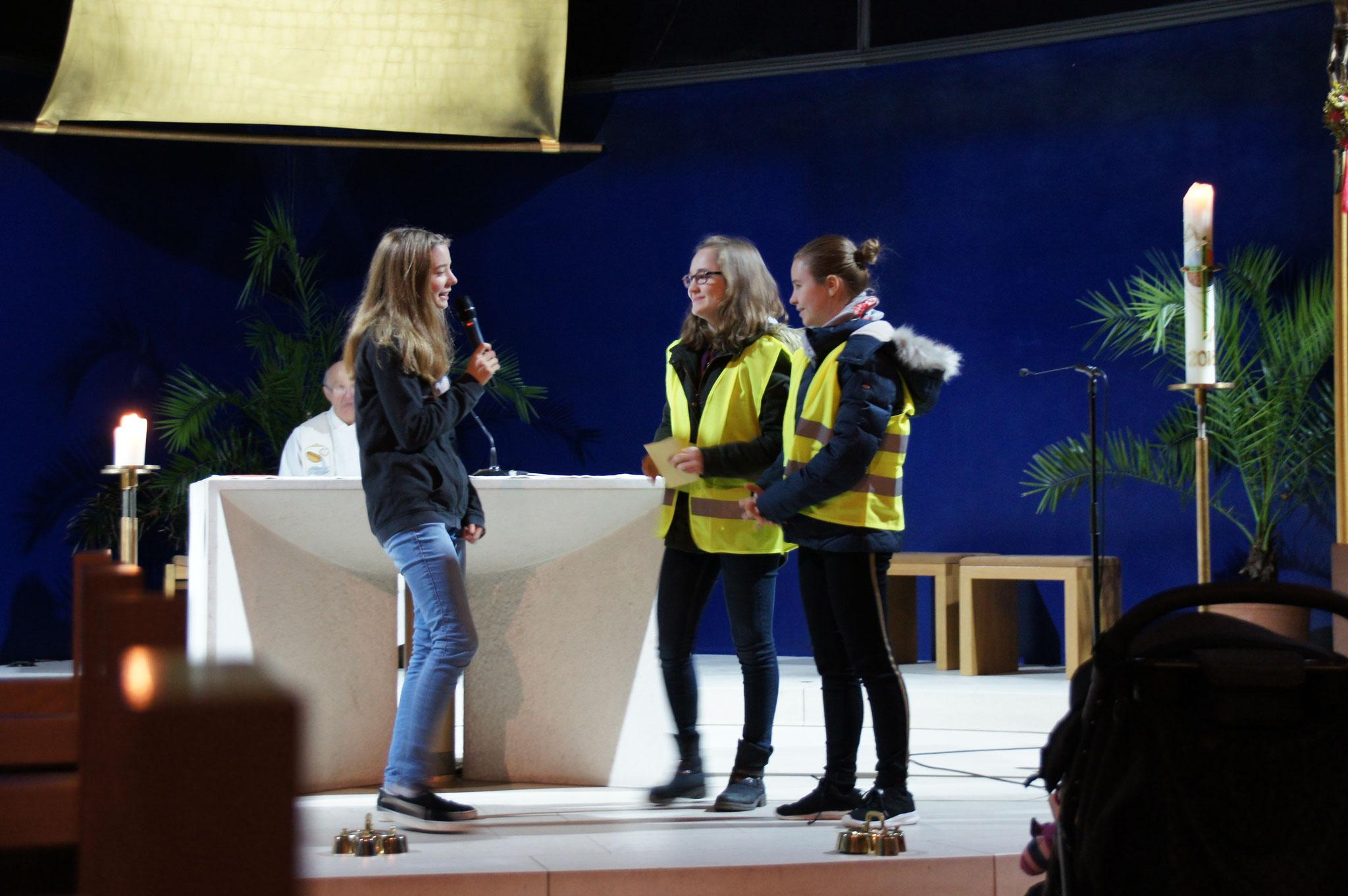 Ein Jugendgottesdienst mit einem heiklen Thema: Sekten - und wie sie neue Mitglieder gewinnen.