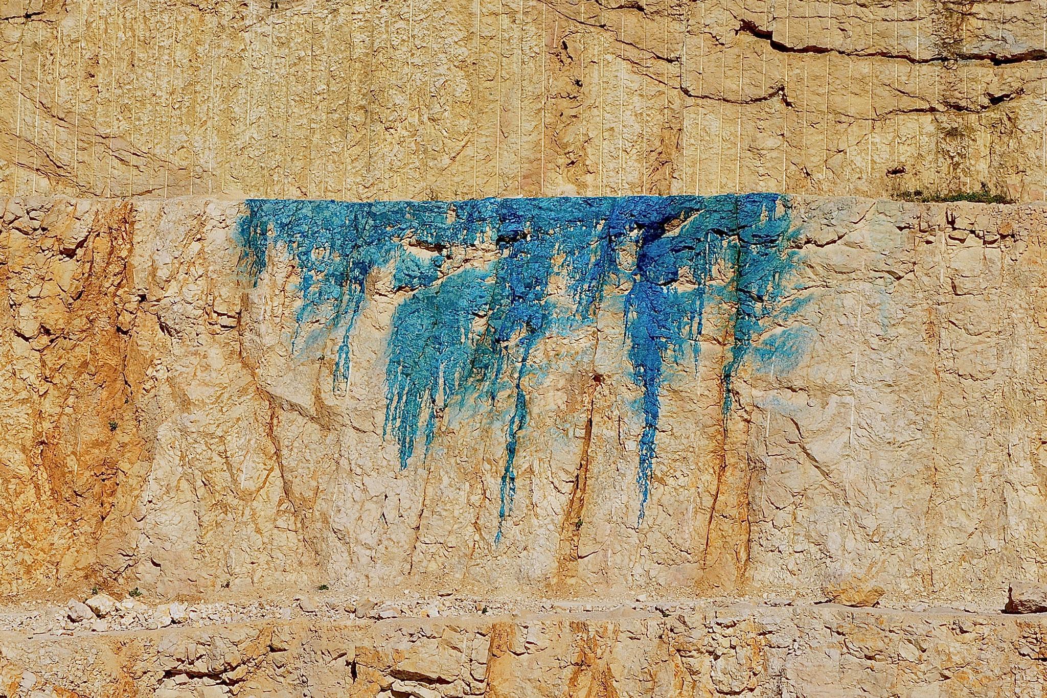 Kunst im Steinbruch