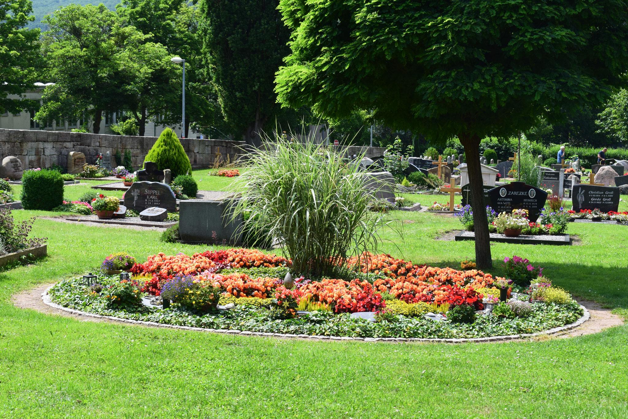 Friedhof in Bad Sooden-Allendorf
