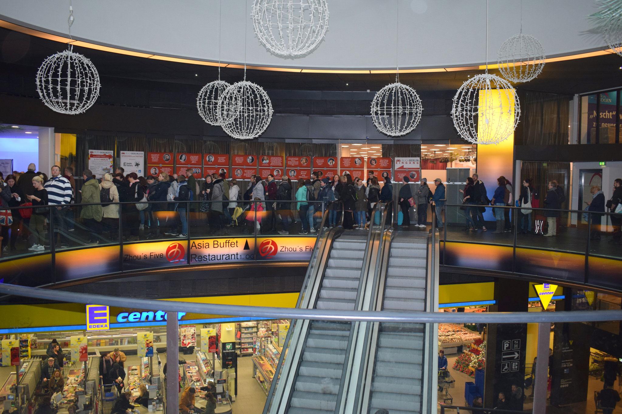 Buchmesse BuchBerlin 2018