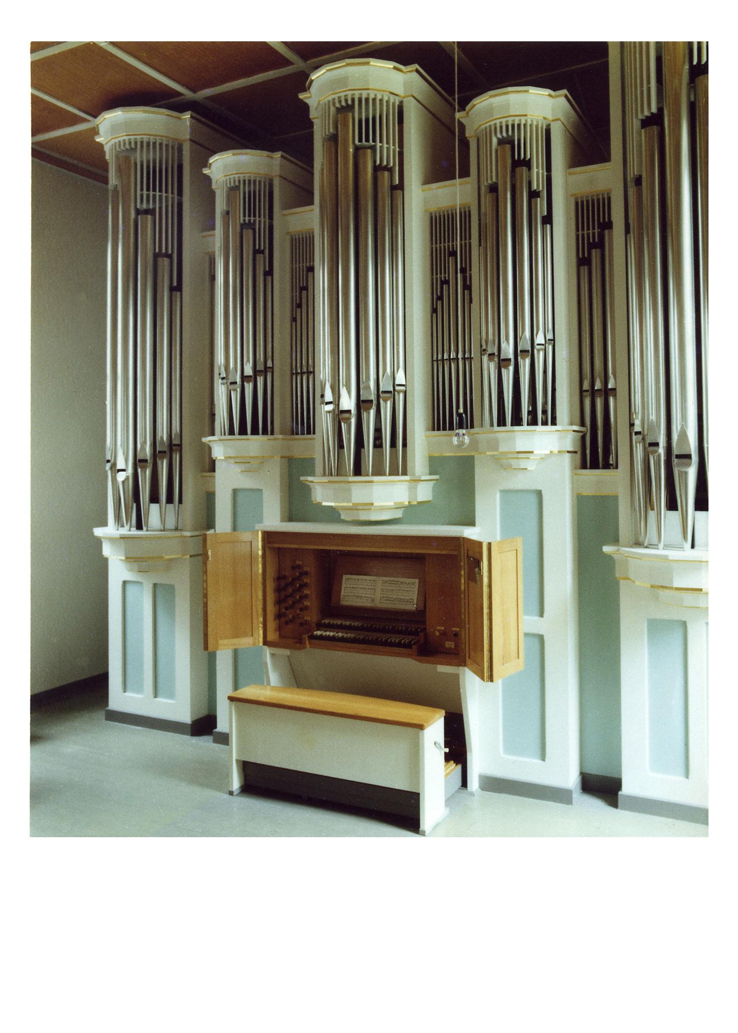 Mühlau evangelische Kirche