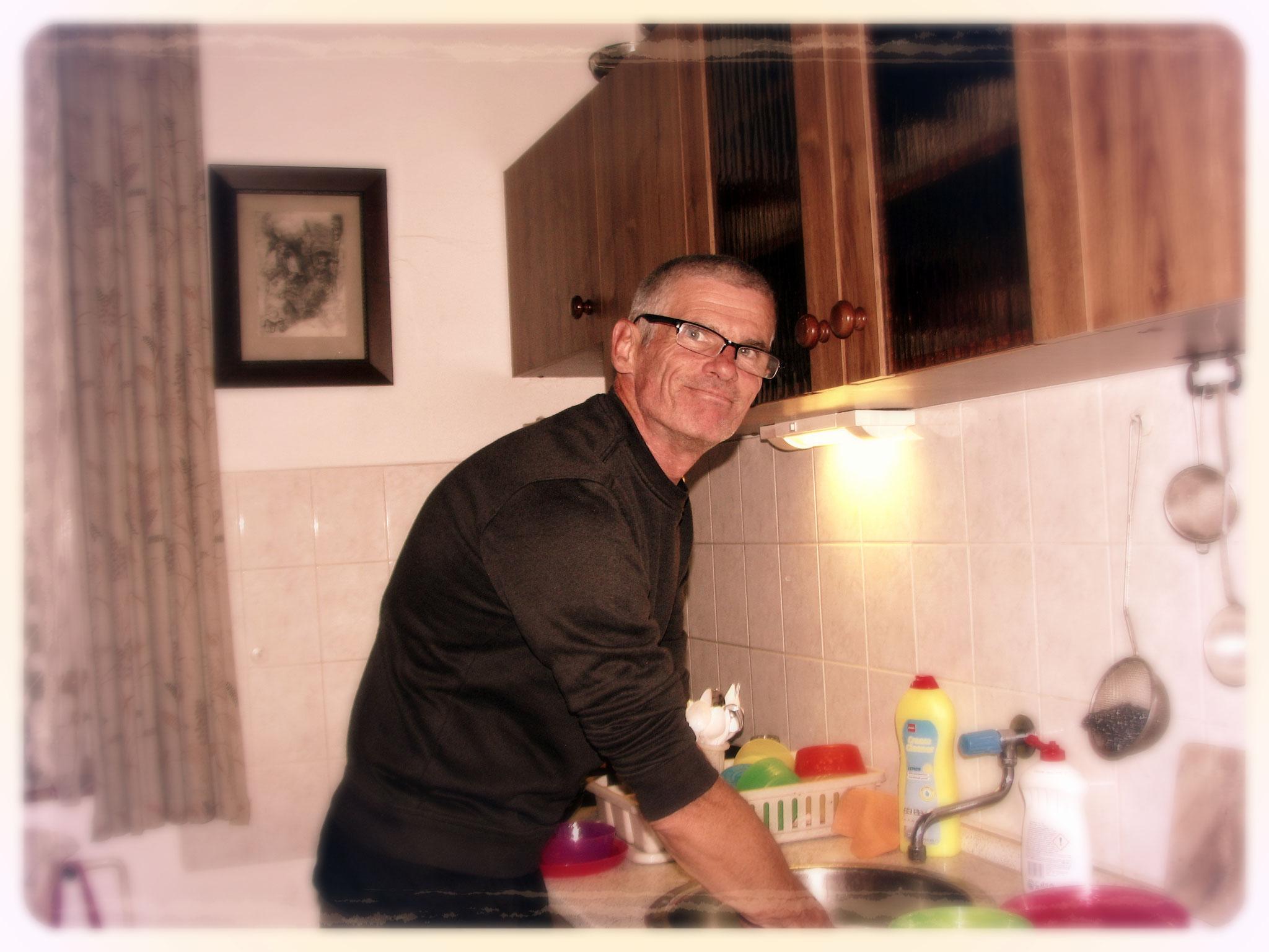 Der Küchenhelfer