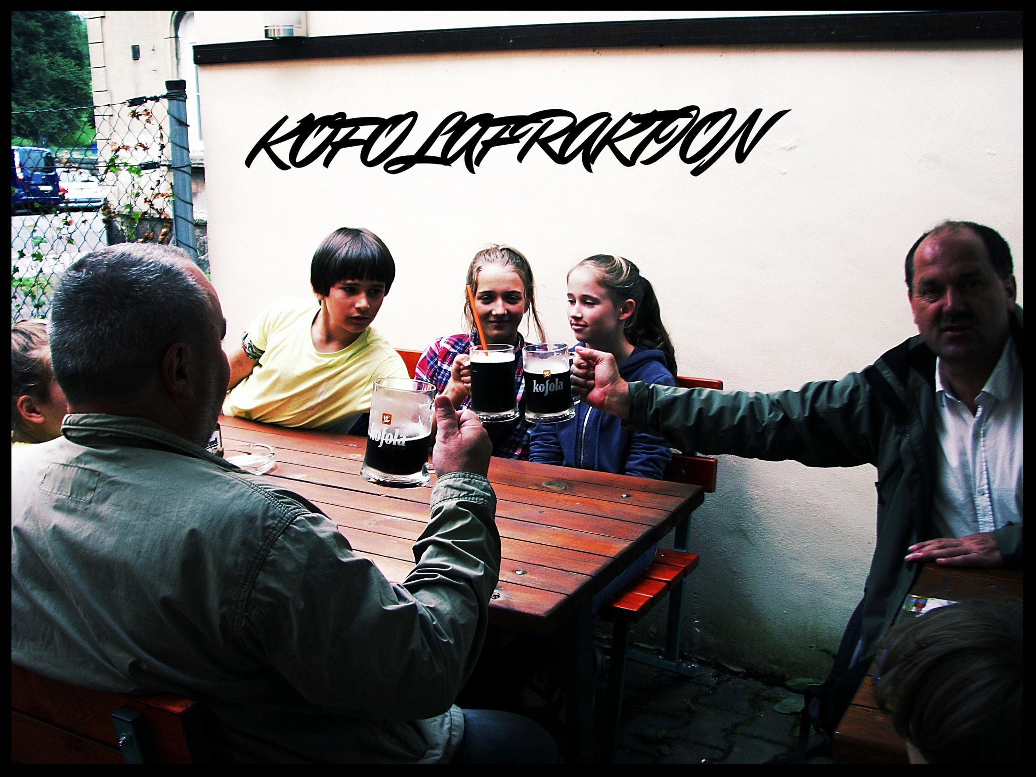 Die Kofola Fraktion