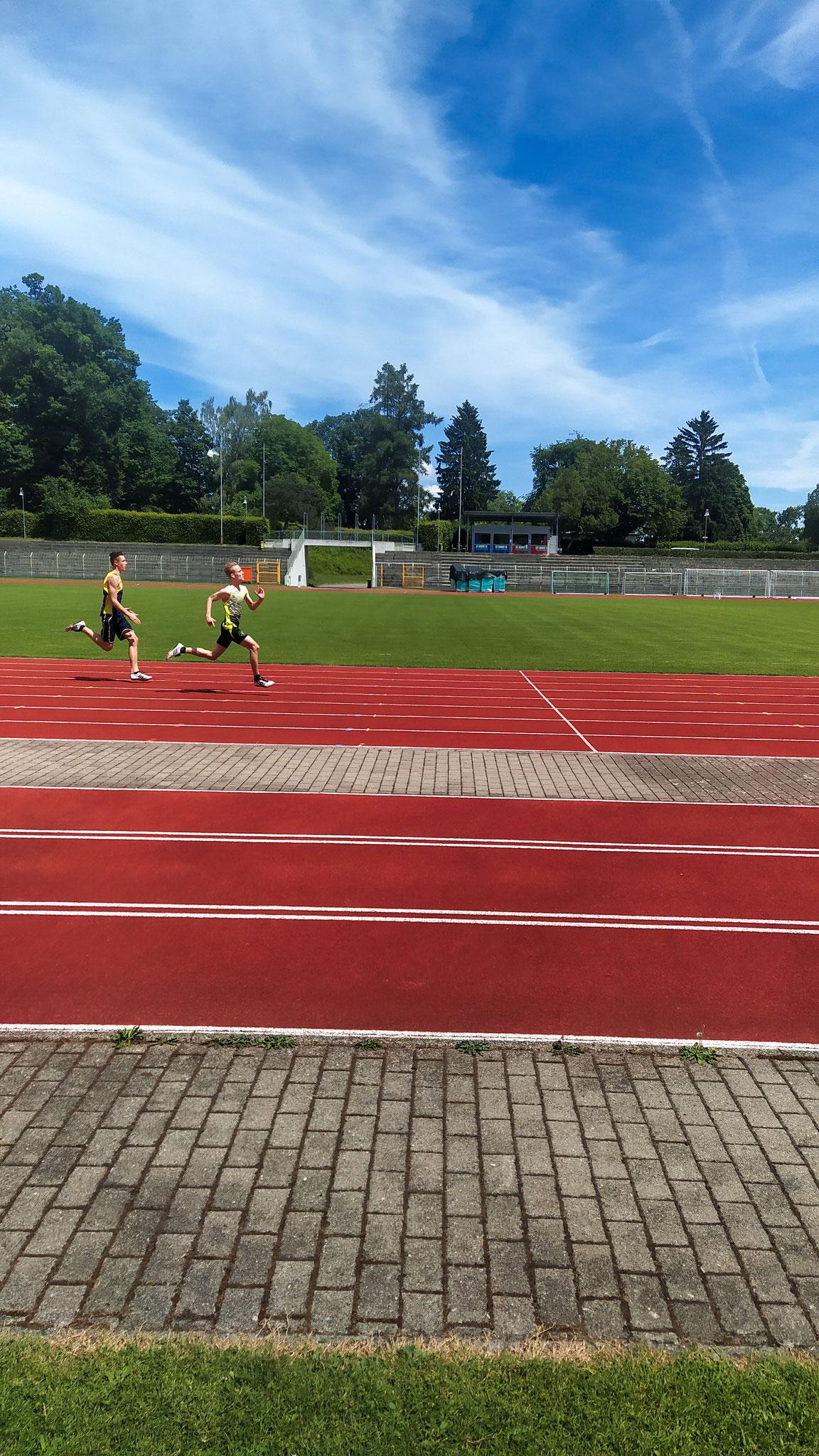 100m - Max - Foto: privat