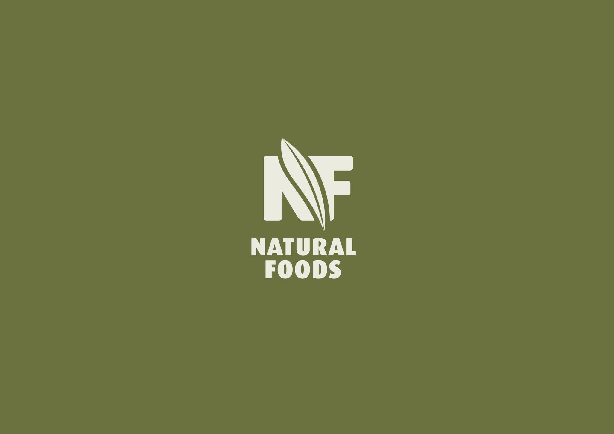 Logo Gestaltung: Entwicklung Bildzeichen für Natural Foods (Logodesign) | Lockedesign 2016 (Burgdorf)