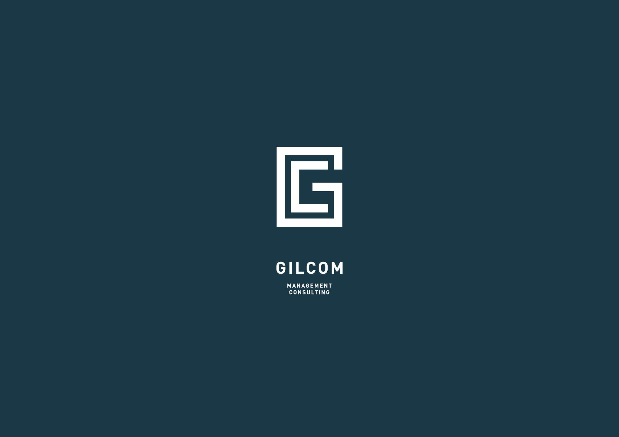 Gilcom GmbH Bern: Entwicklung Branding: Schrift- und Bildzeichen, design by Lockedesign, Burgdorf im Emmental