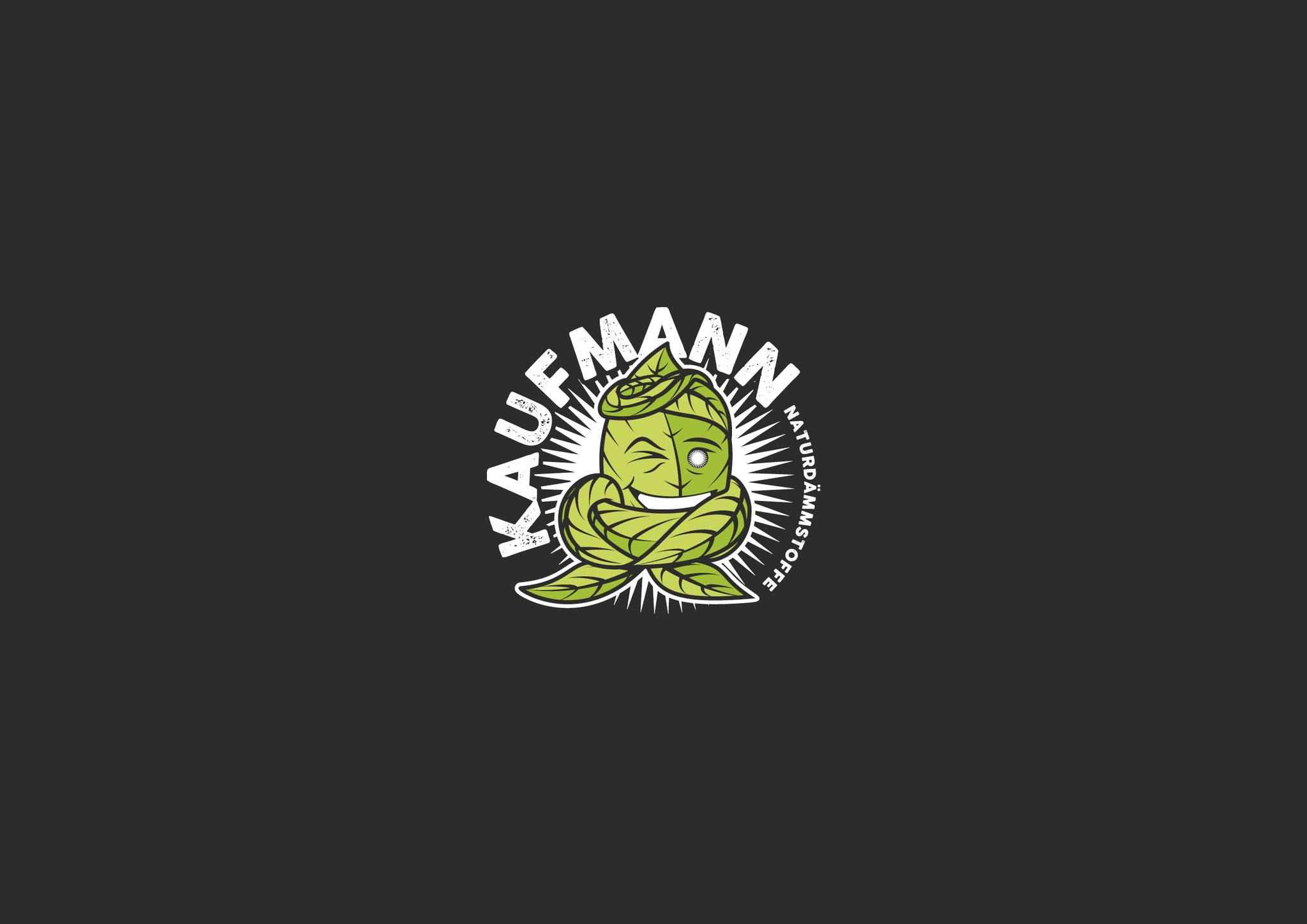 Branding: Erscheinungsbild Kaufmann Naturdämmstoffe (Logodesign) | Lockedesign 2017, Burgdorf