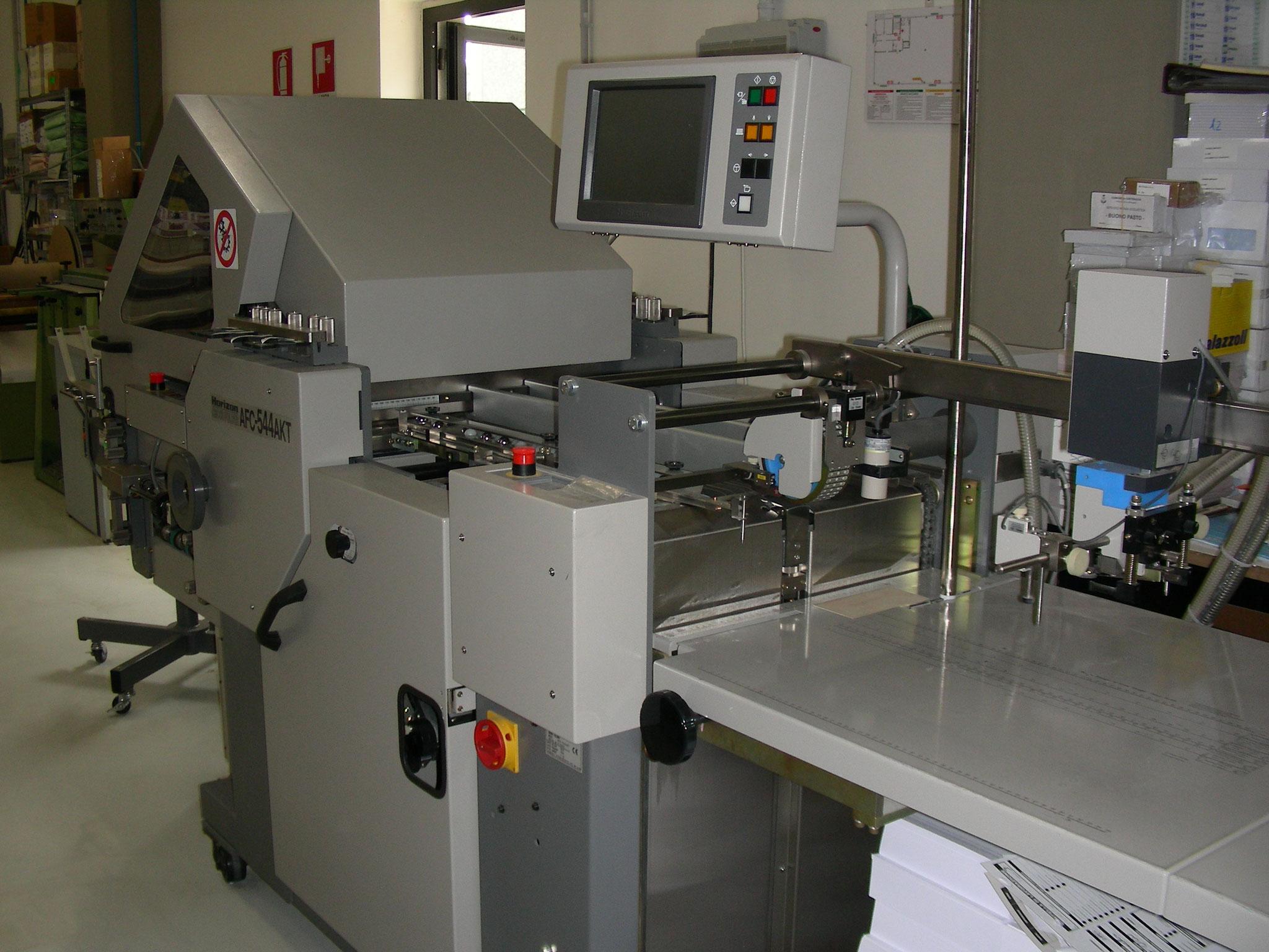 Piegatrice Horizon 50X70