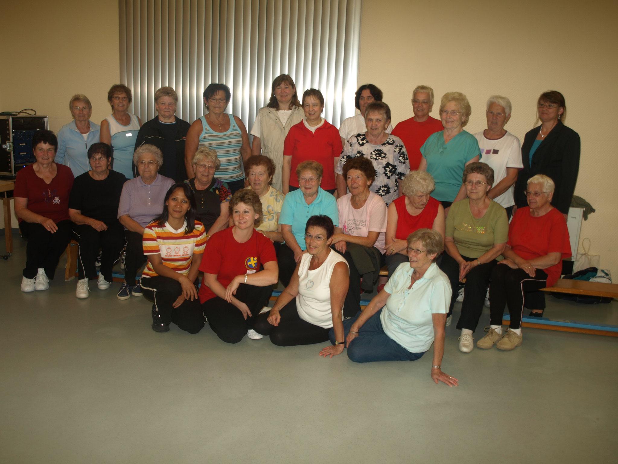 Sport für Ältere