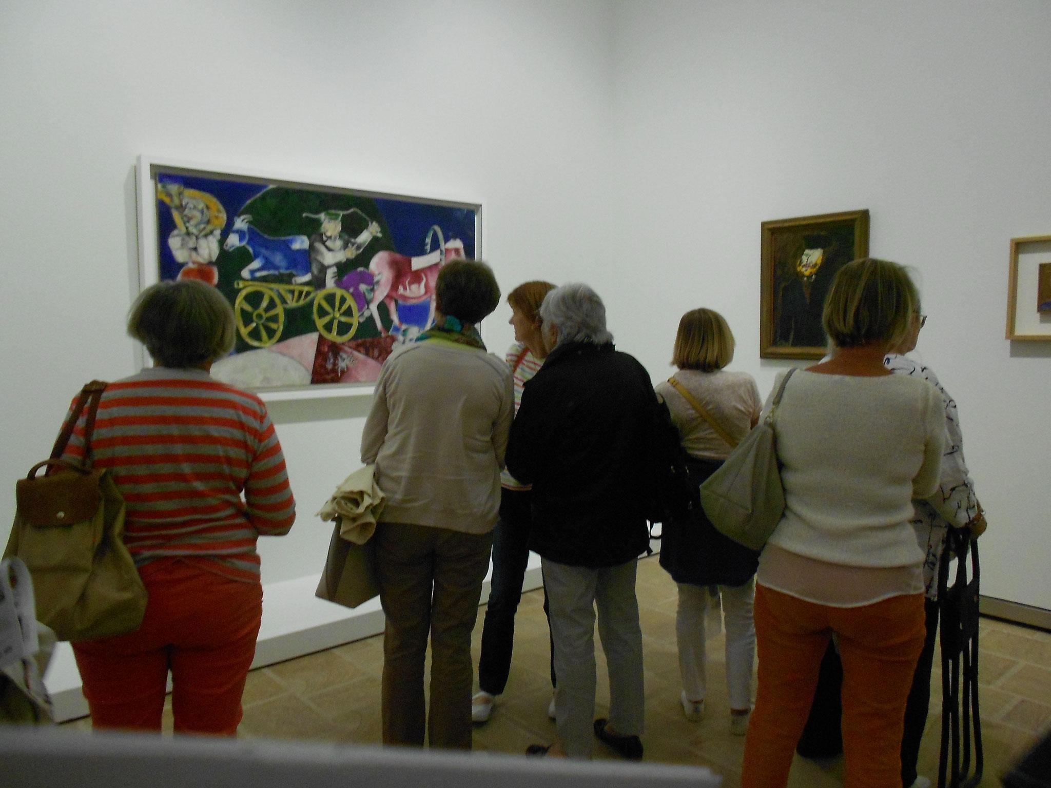 Chagall le 3/10/2016