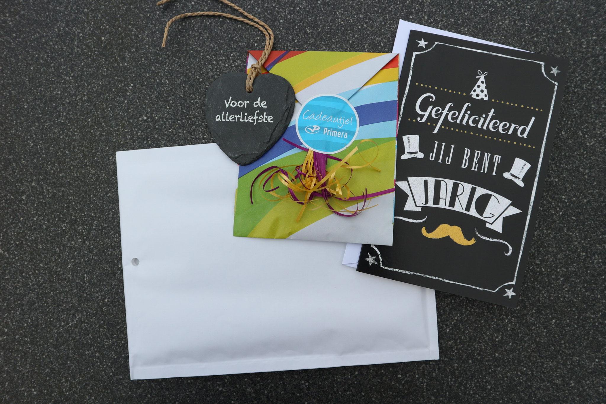 Verbazingwekkend Cadeau ideeën - De website van Primera Heerlerheide JR-35