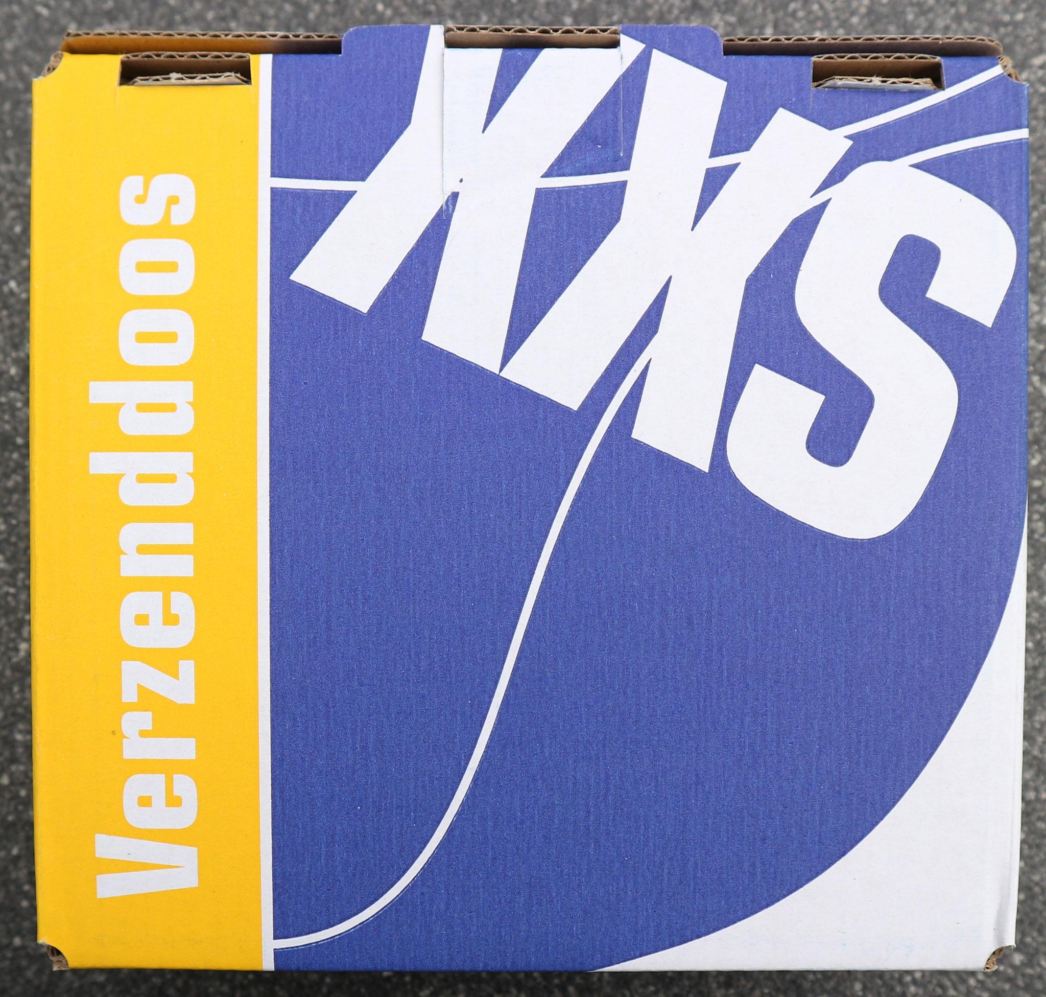 Verzenddoos XXS (146 x 131 x 56 millimeter)