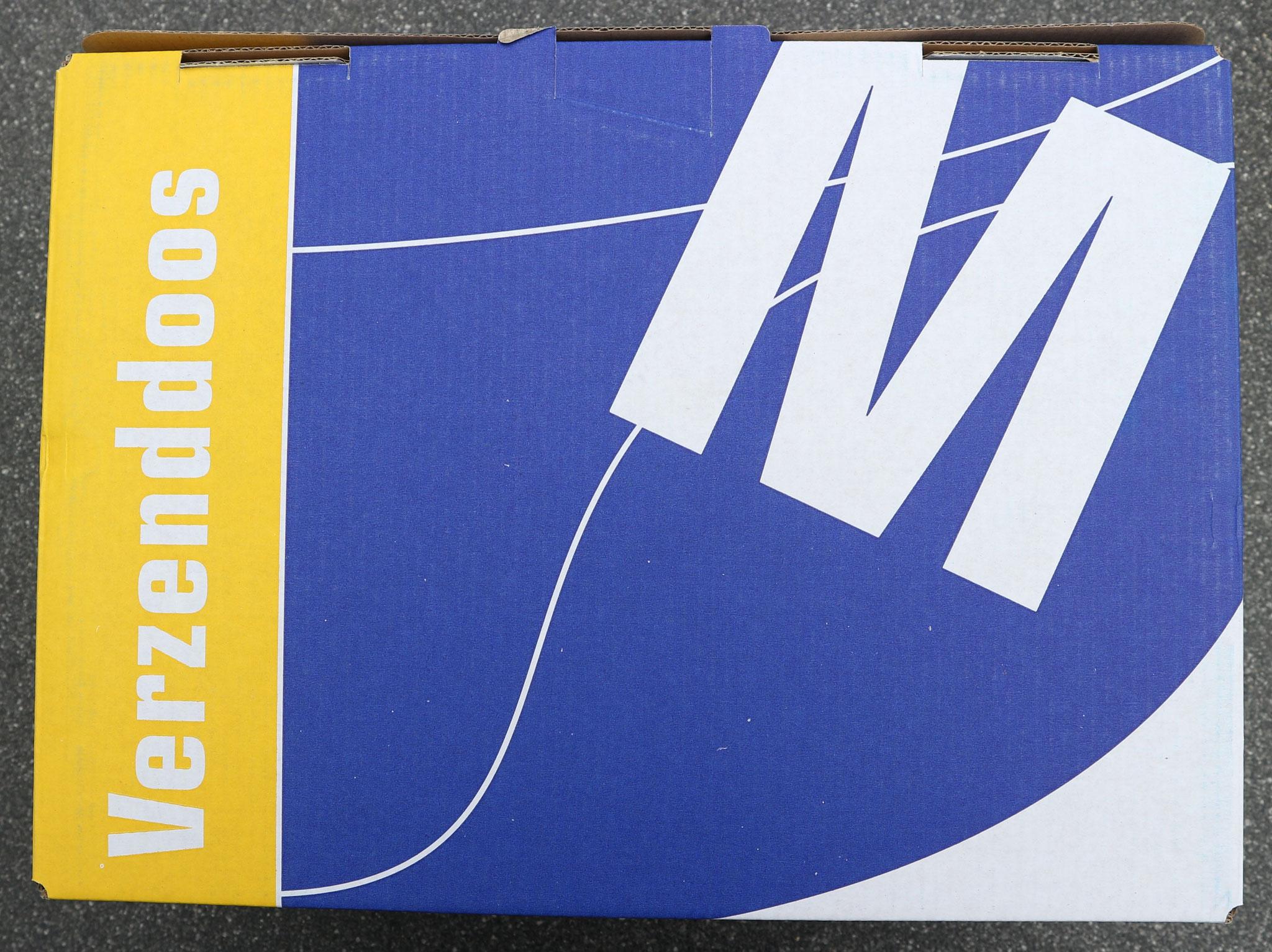 Verzenddoos M (305 x 215 x 110 millimeter)
