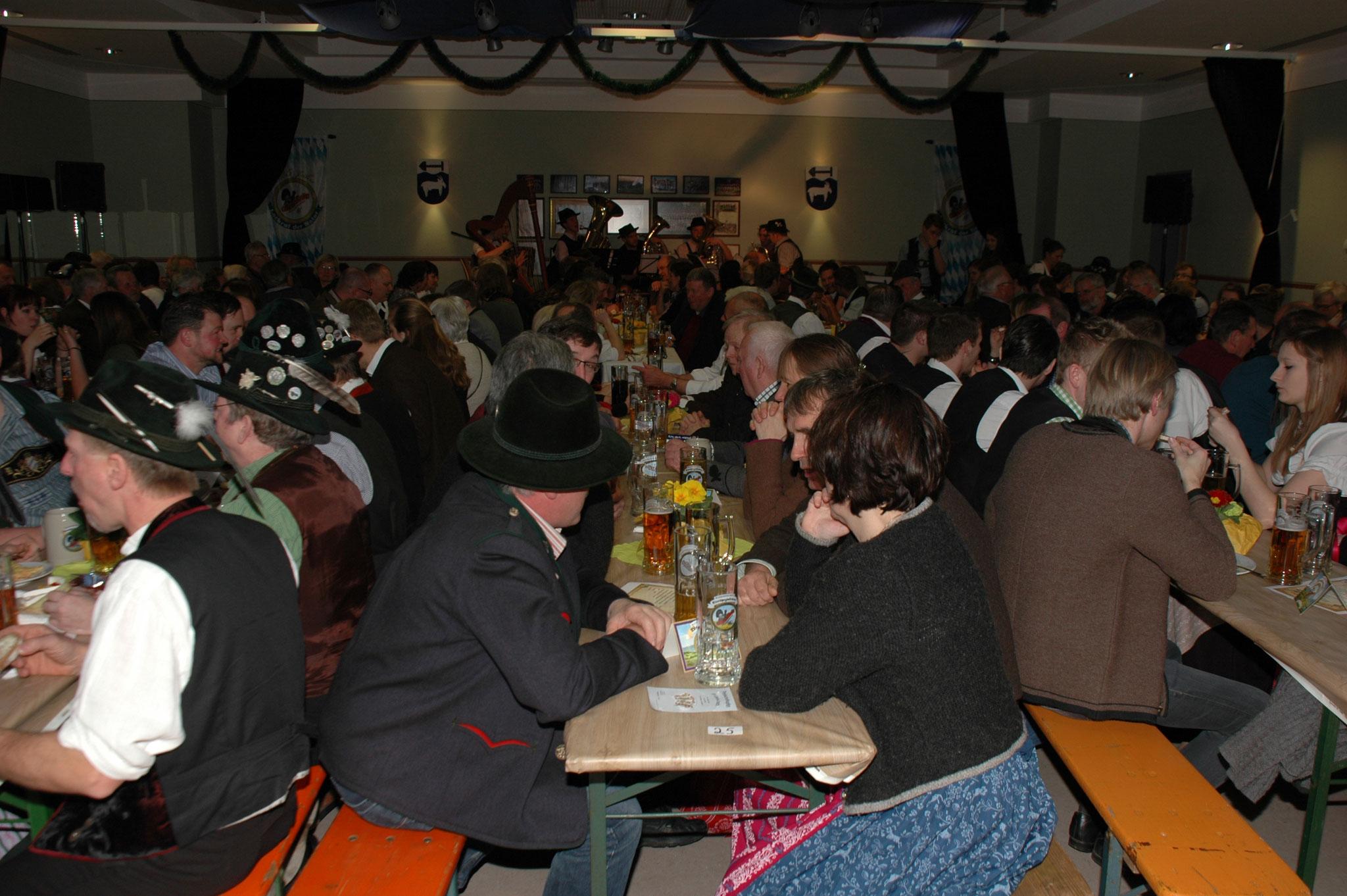 Starkbierfest Lauterbach Trachtenverein D'Lindntaler