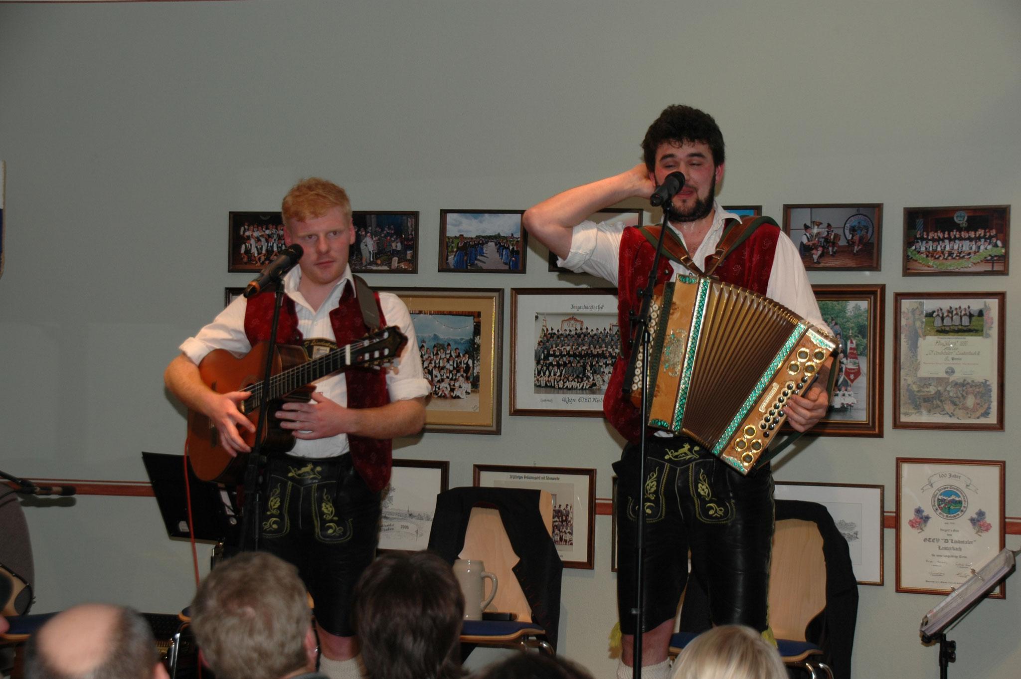 Starkbierfest Lauterbach Trachtenverein D'Lindntaler De Laddshosen