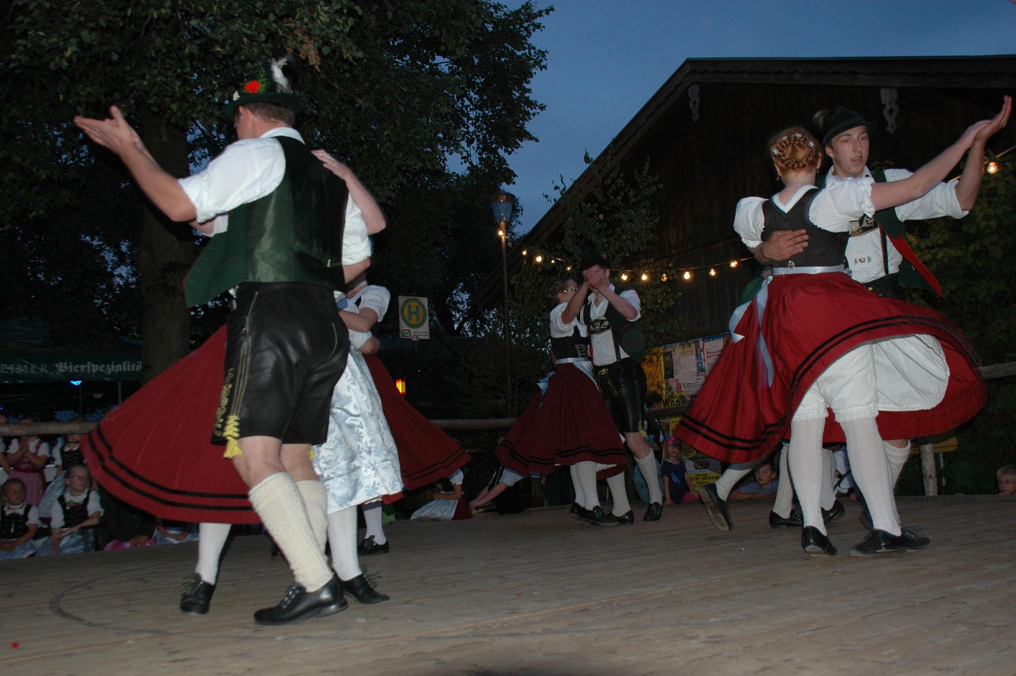 Aktive Lauterbach Dorffest