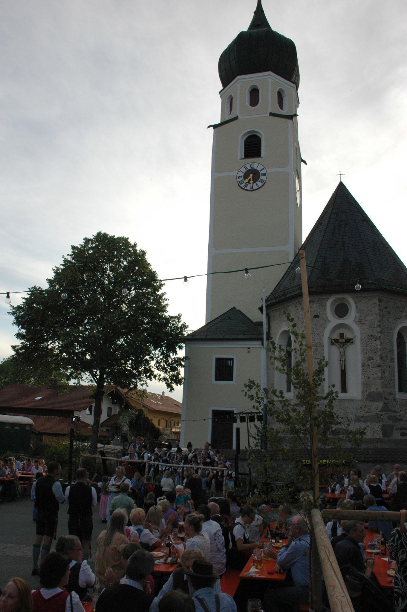 Kirche Dorffest Lauterbach