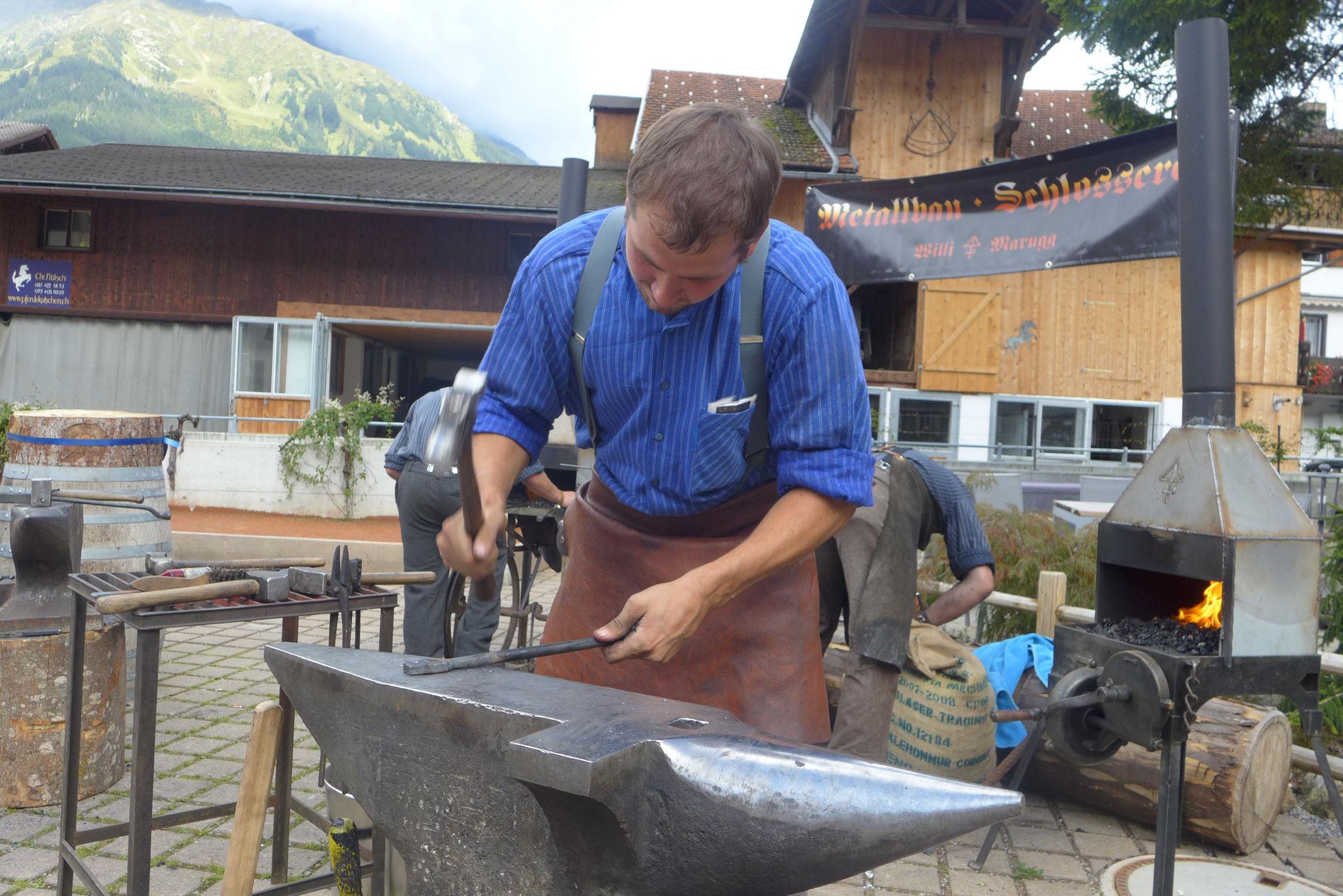 1. Nostalgische Genussmeile in Klosters 2014