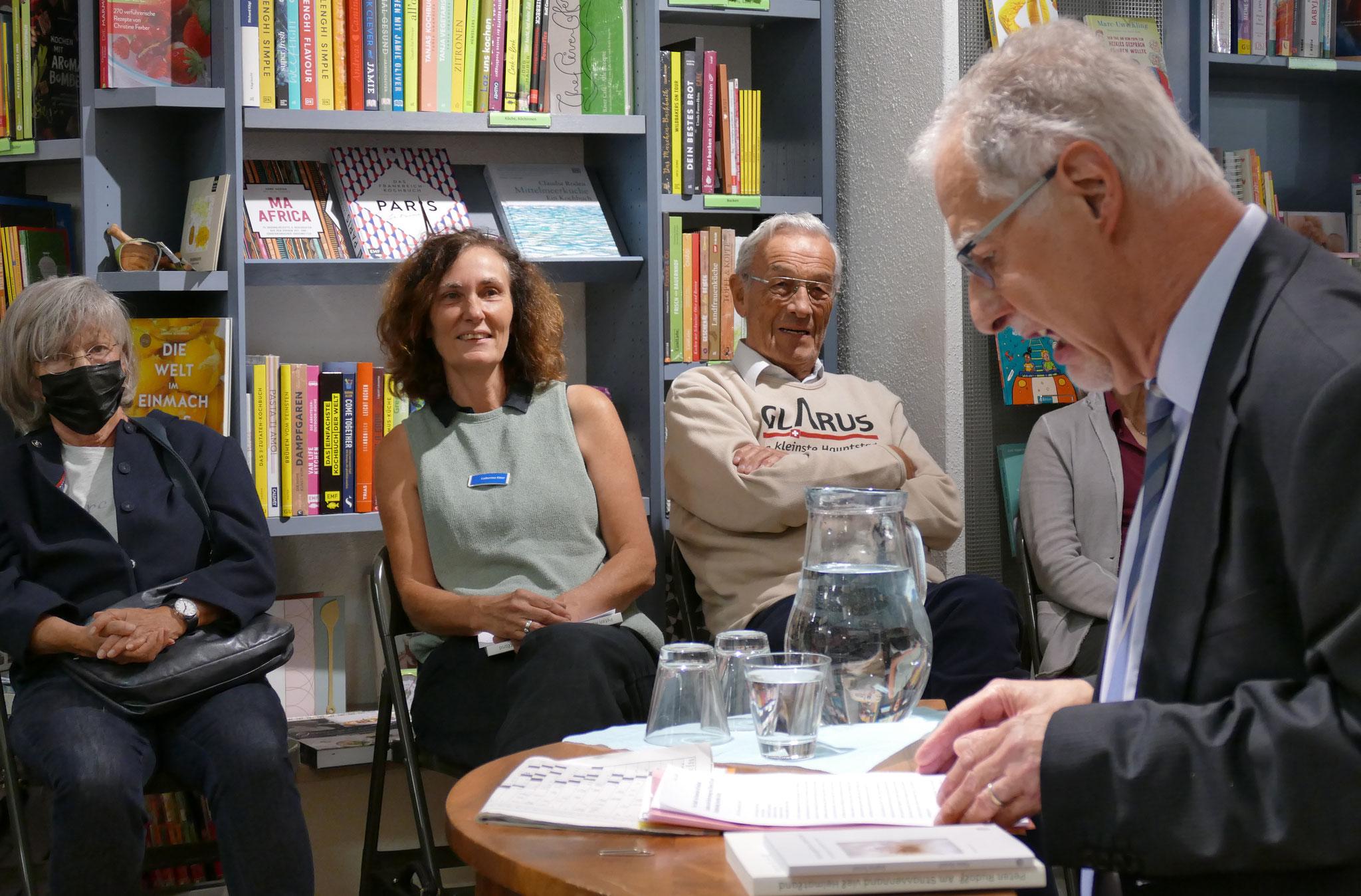 Laudatio von Prof. Dr. Mario Andreotti