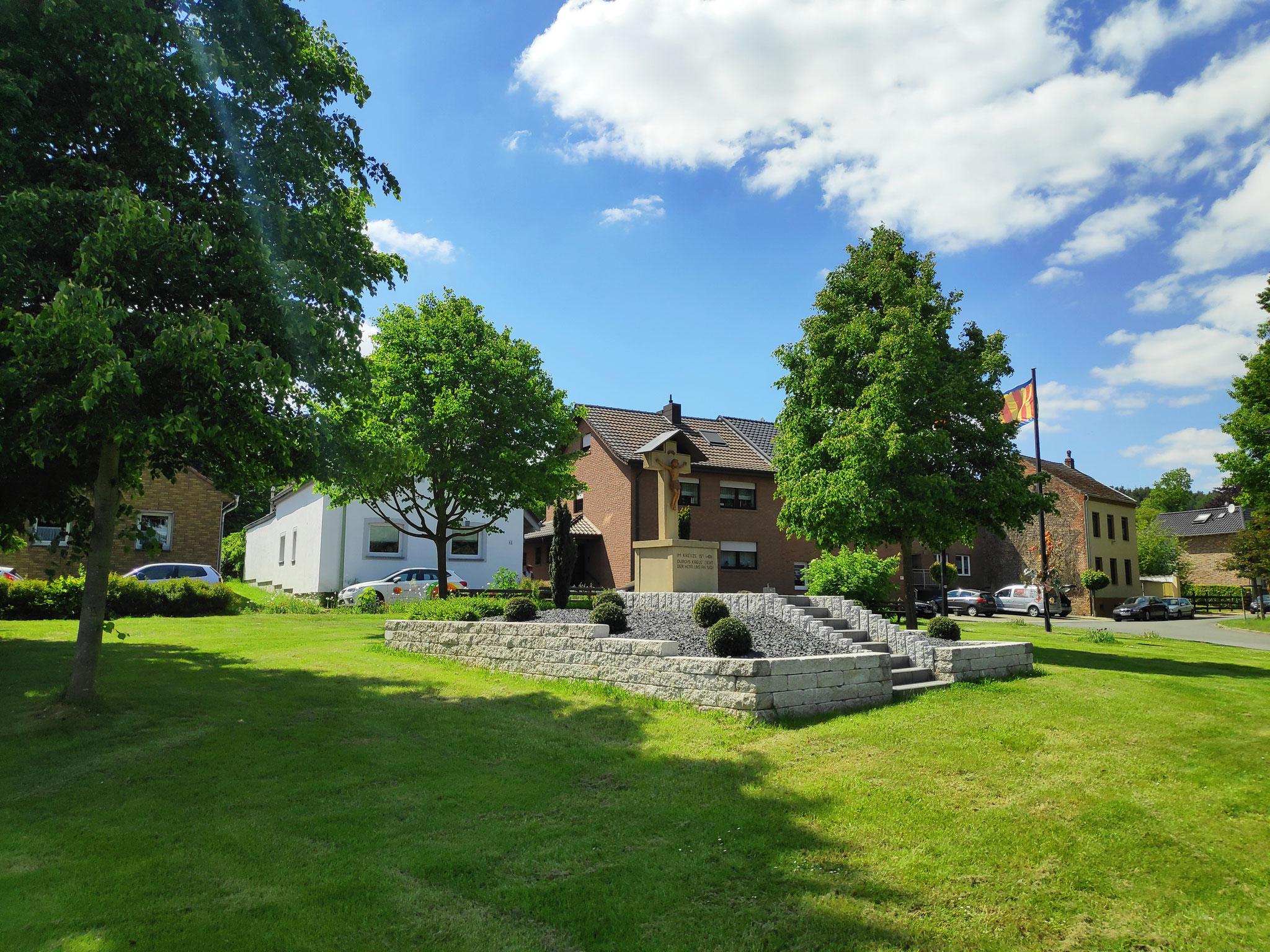 Kreuzanlage am Handorn -  1933 erneuert, 2018 renoviert