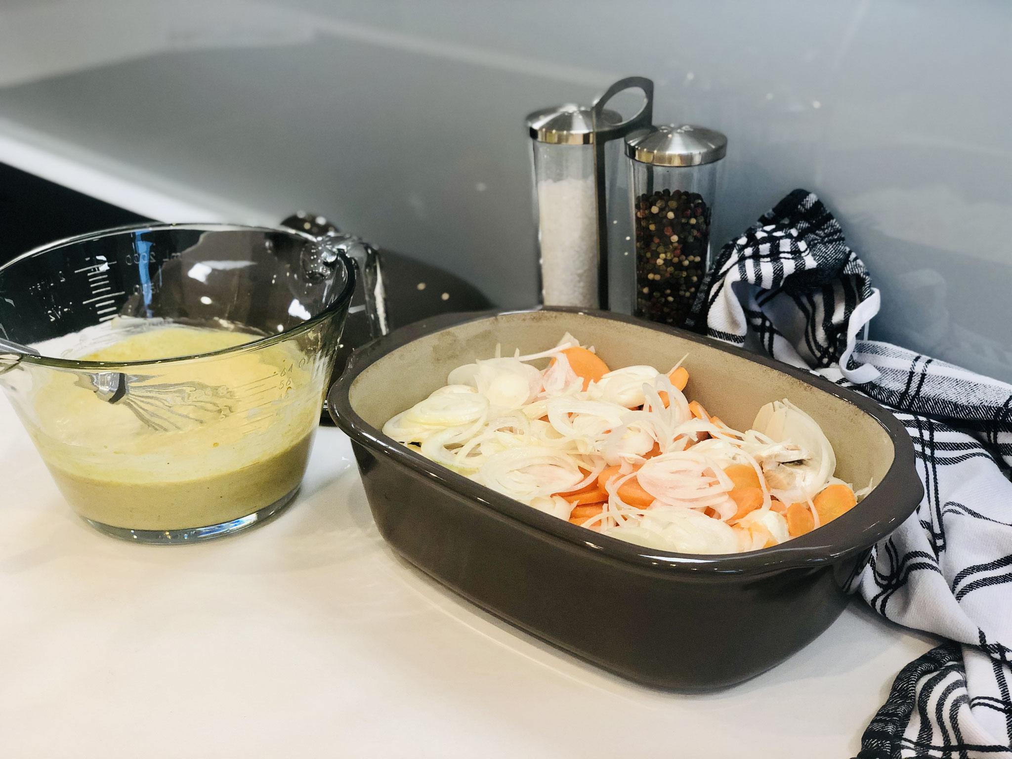 Mein Ofenmeister ist gut gefüllt :)