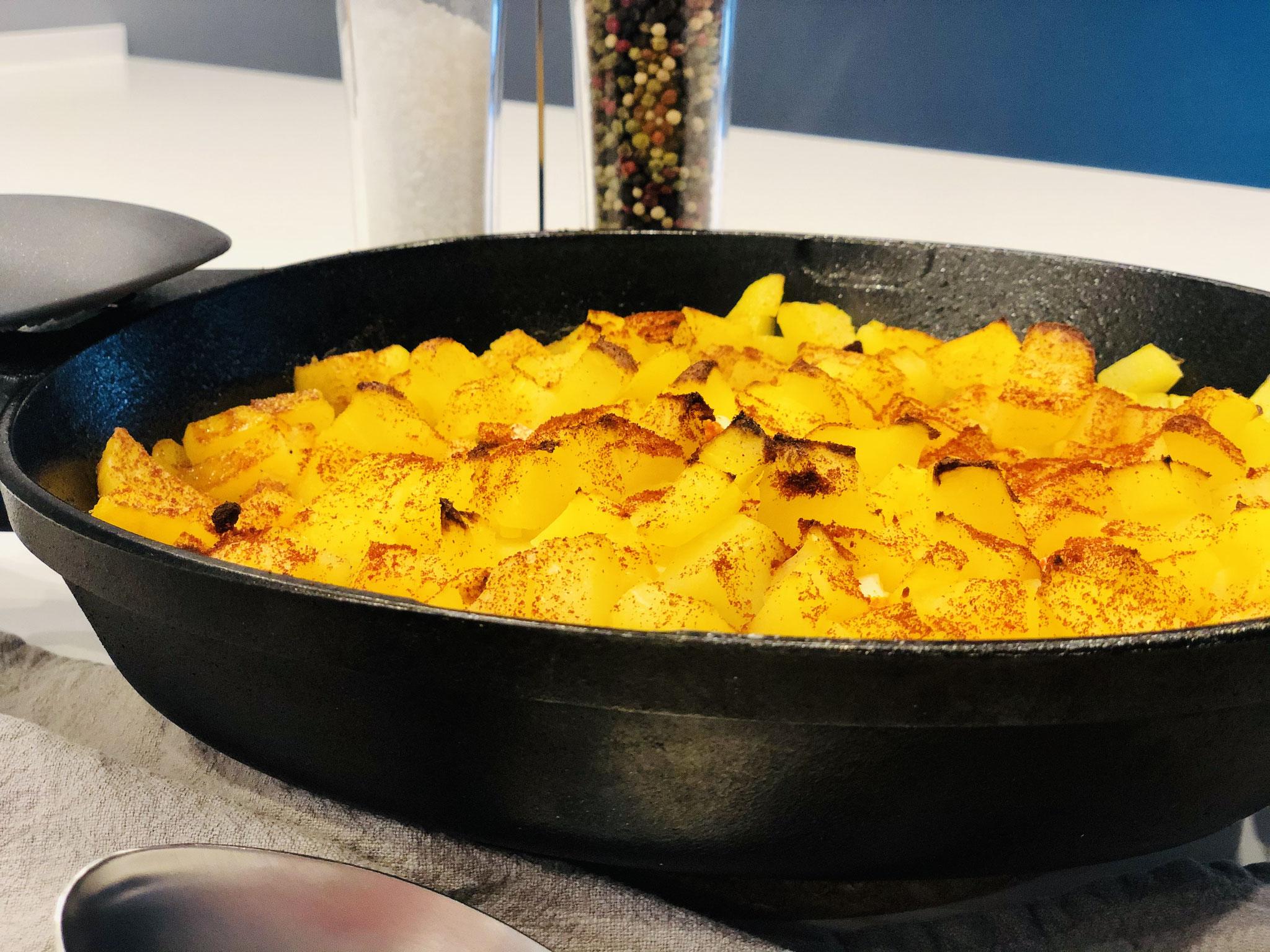 So sieht entspanntes kochen mit Pampered Chef aus ♥