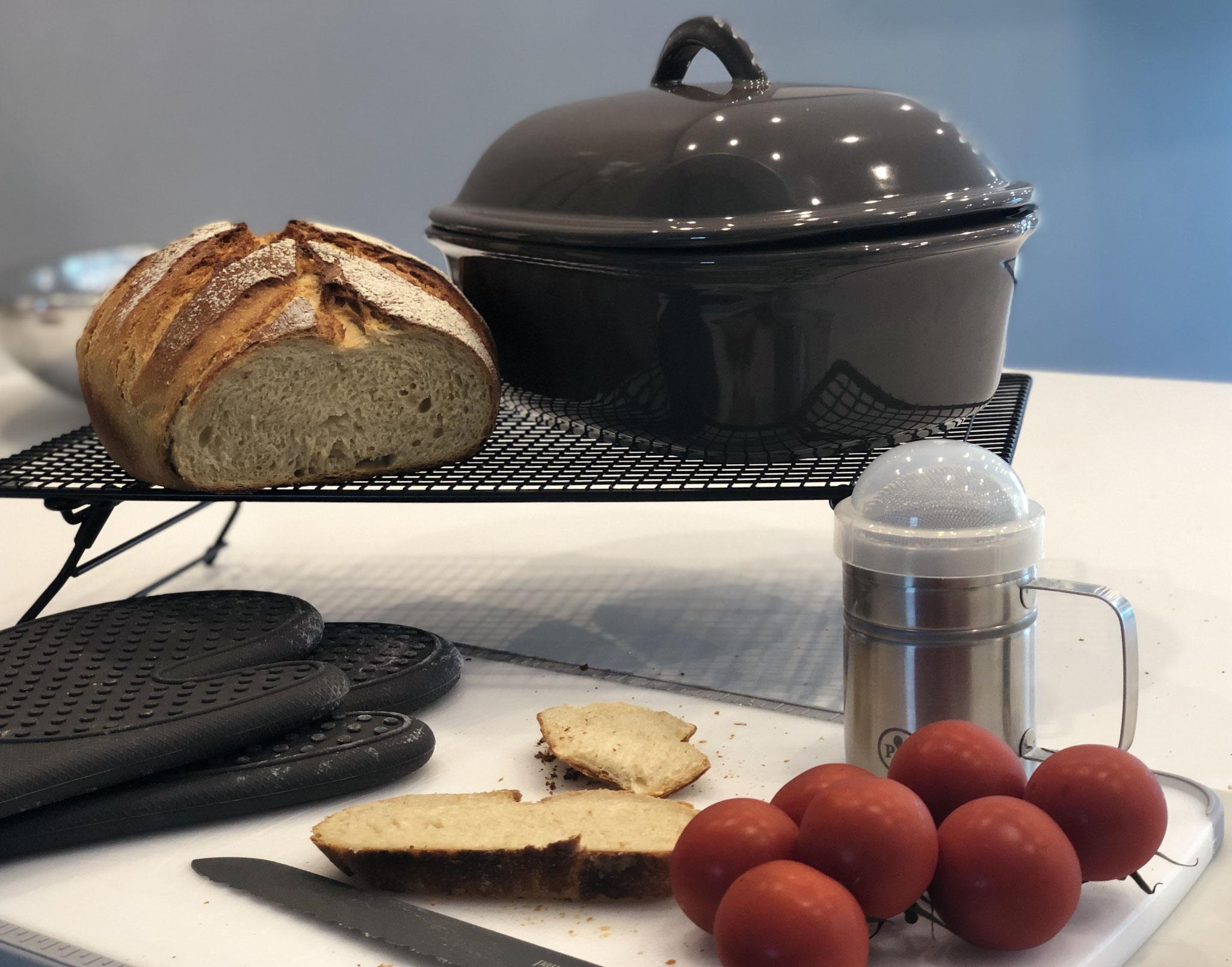 Schau dir ein meinem Onlineshop auch die Brotliebe (früher Brotbackliebe) an, die Brotliebe ist ein Set Angebot von Pampered Chef