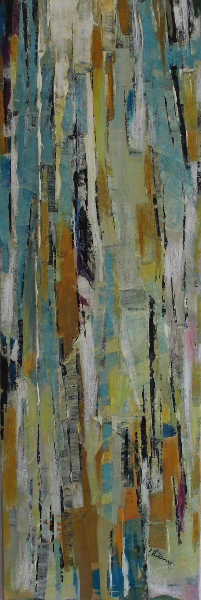 Tanz der Farben (30 x 90cm)
