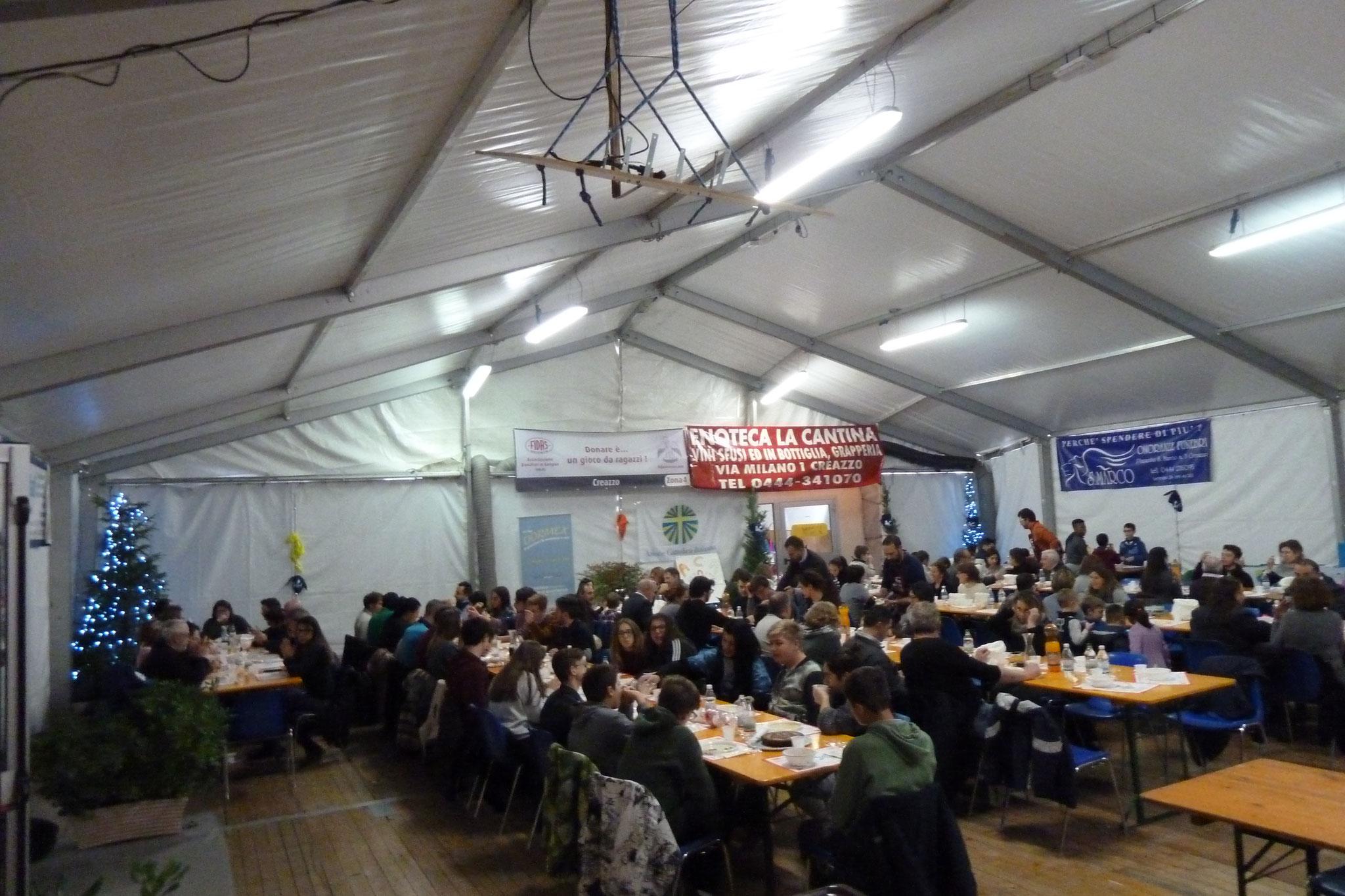 pranzo festa adesione 08-12-16