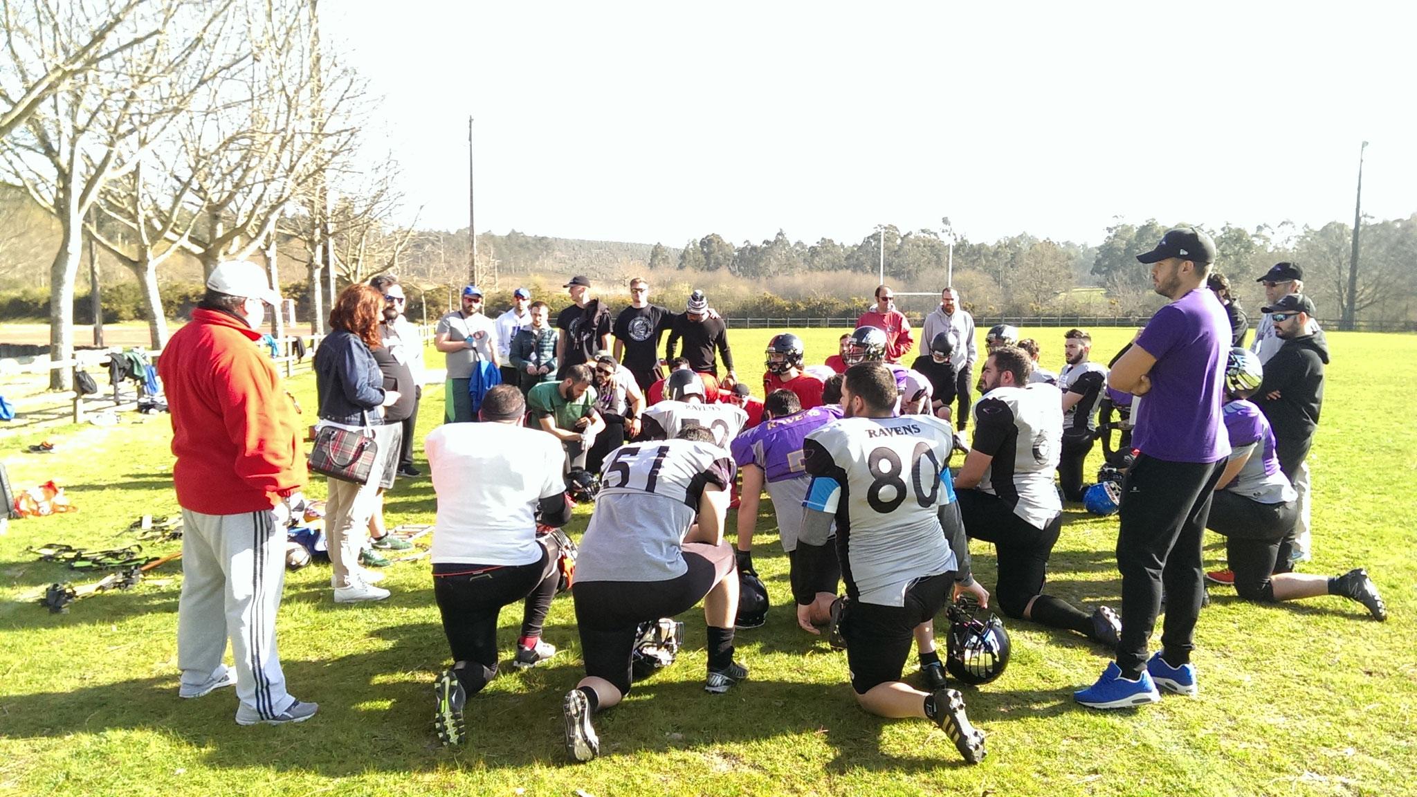 I Santiago Football Camp