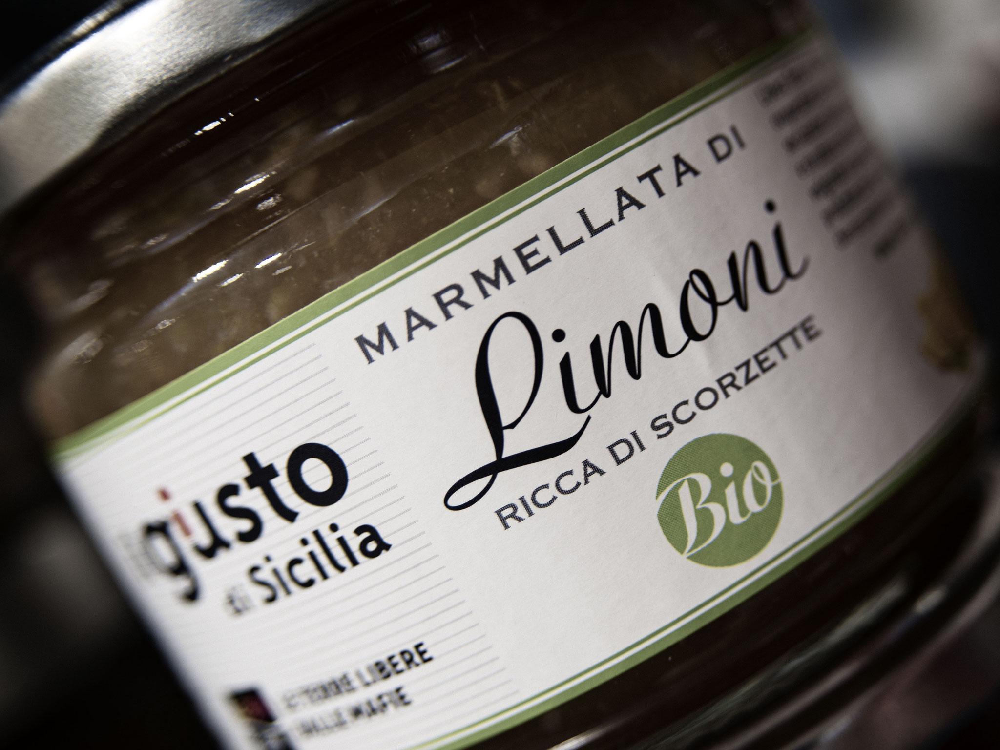 marmallata limone bio 4.5euro