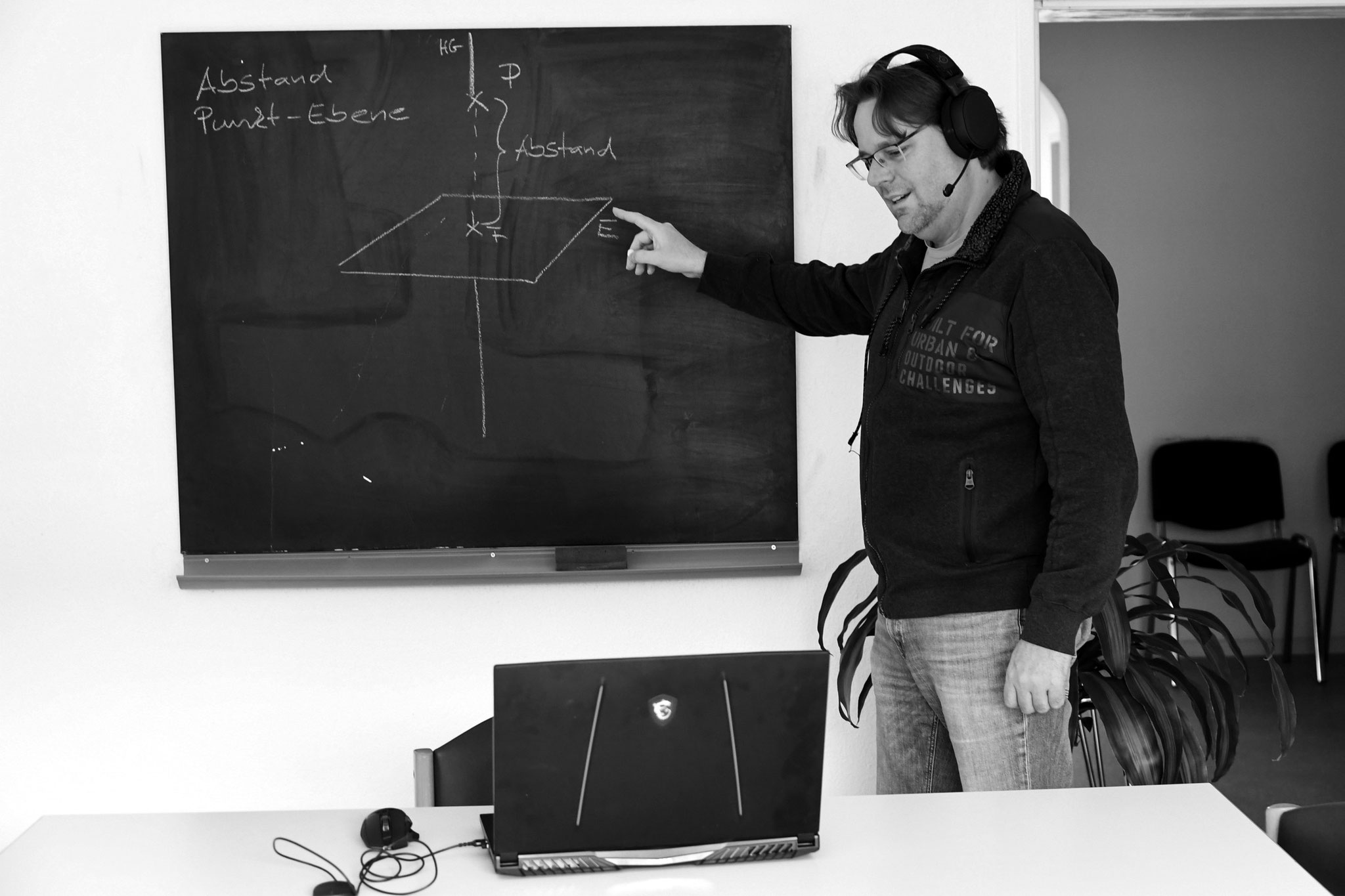 18.3.2020 | FT | Lernstudio Capito | Mathematikunterricht über Skype